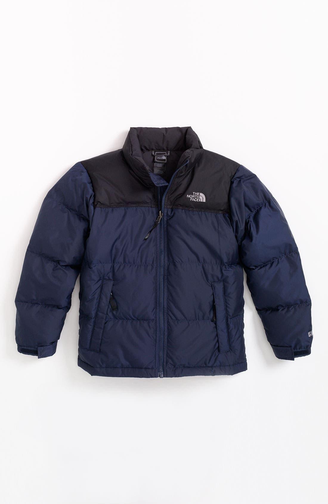 'Nuptse' 550-Fill Down Jacket,                             Main thumbnail 5, color,