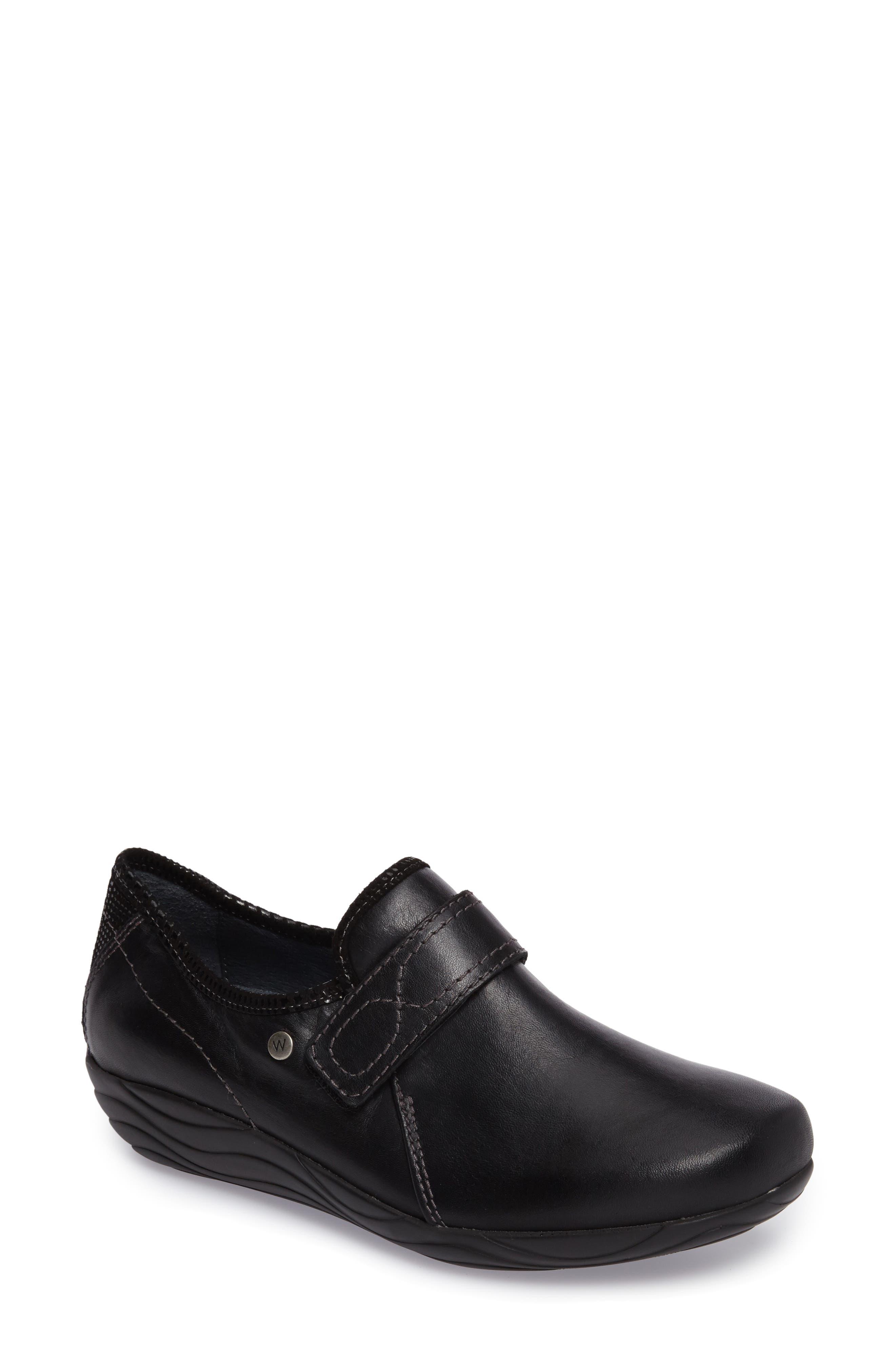 Desna Slip-On Sneaker,                             Main thumbnail 1, color,                             001
