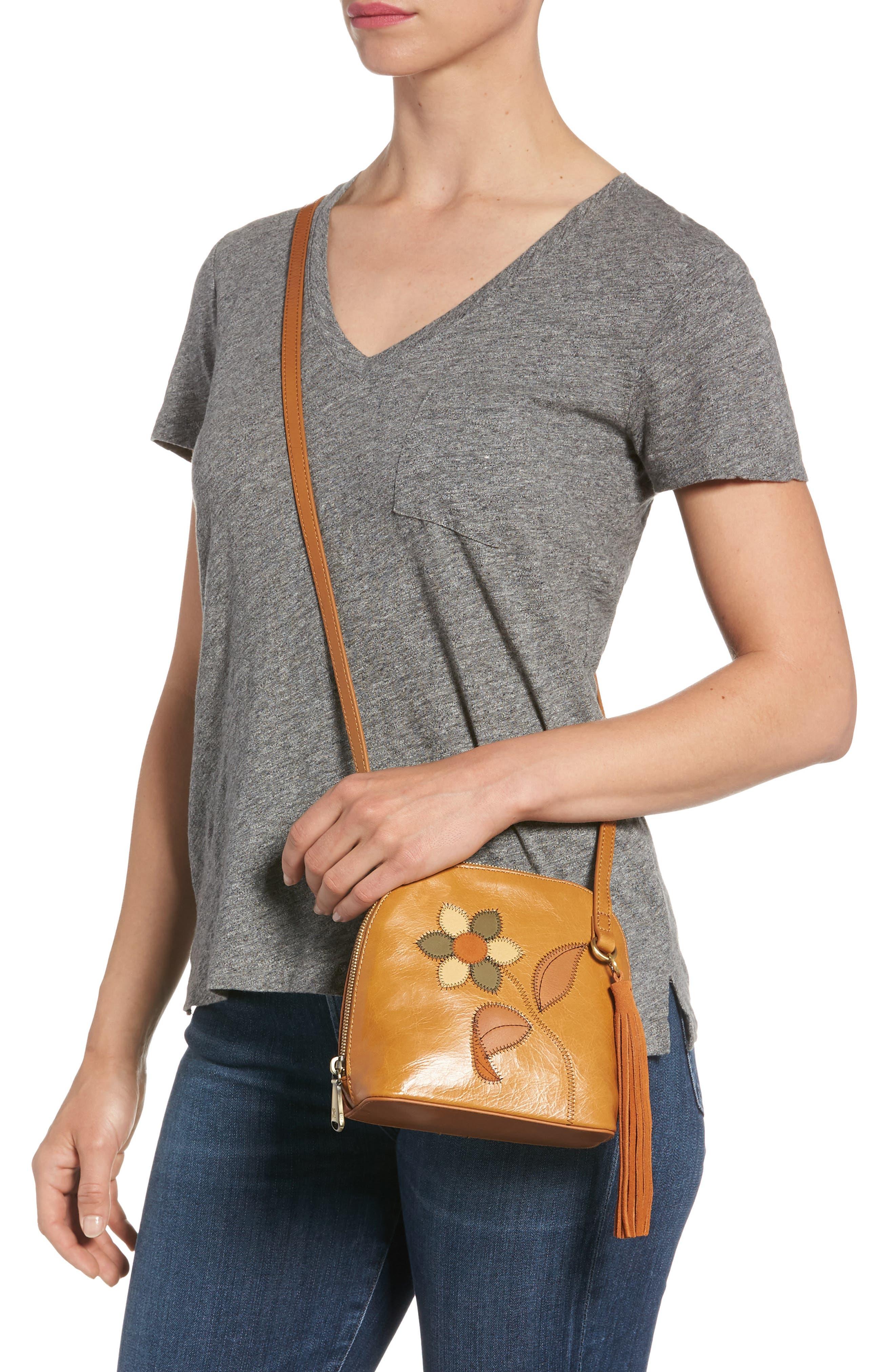 HOBO,                             Nash Floral Crossbody Bag,                             Alternate thumbnail 2, color,                             212