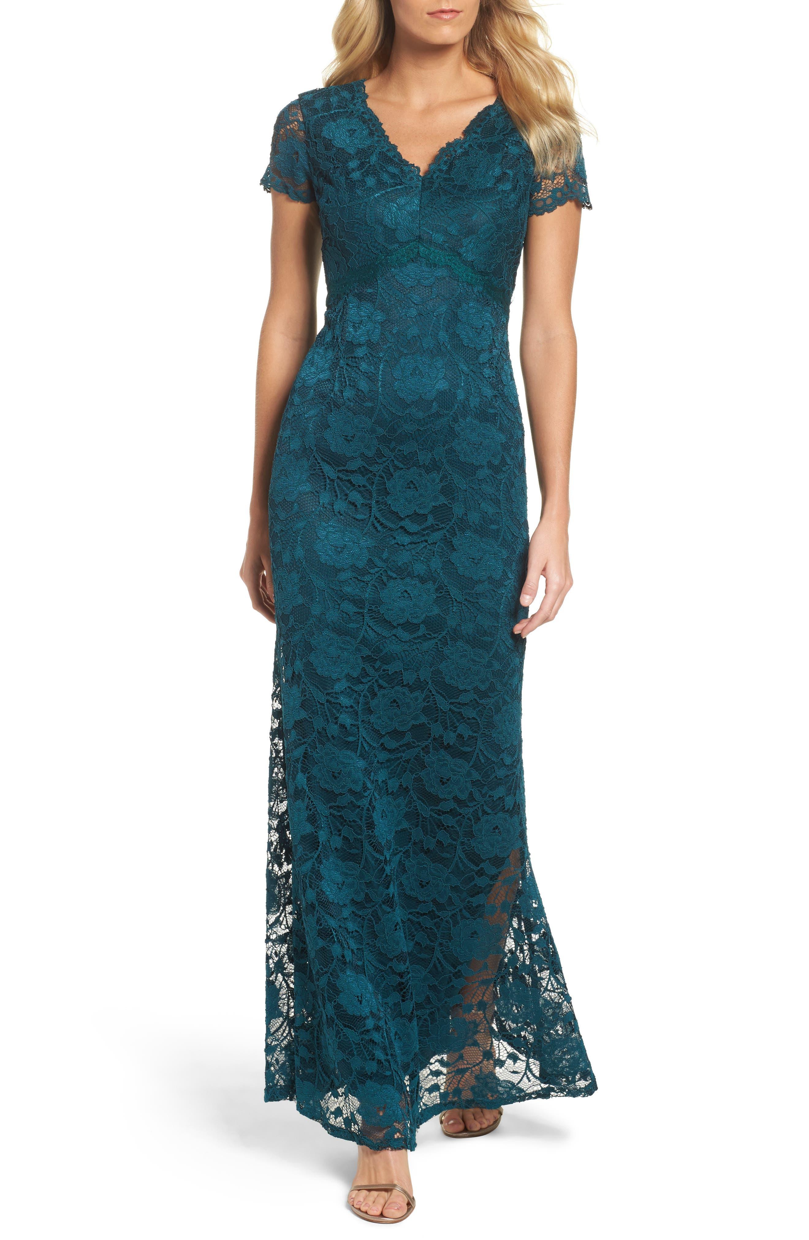 Lace Gown,                             Main thumbnail 1, color,                             300