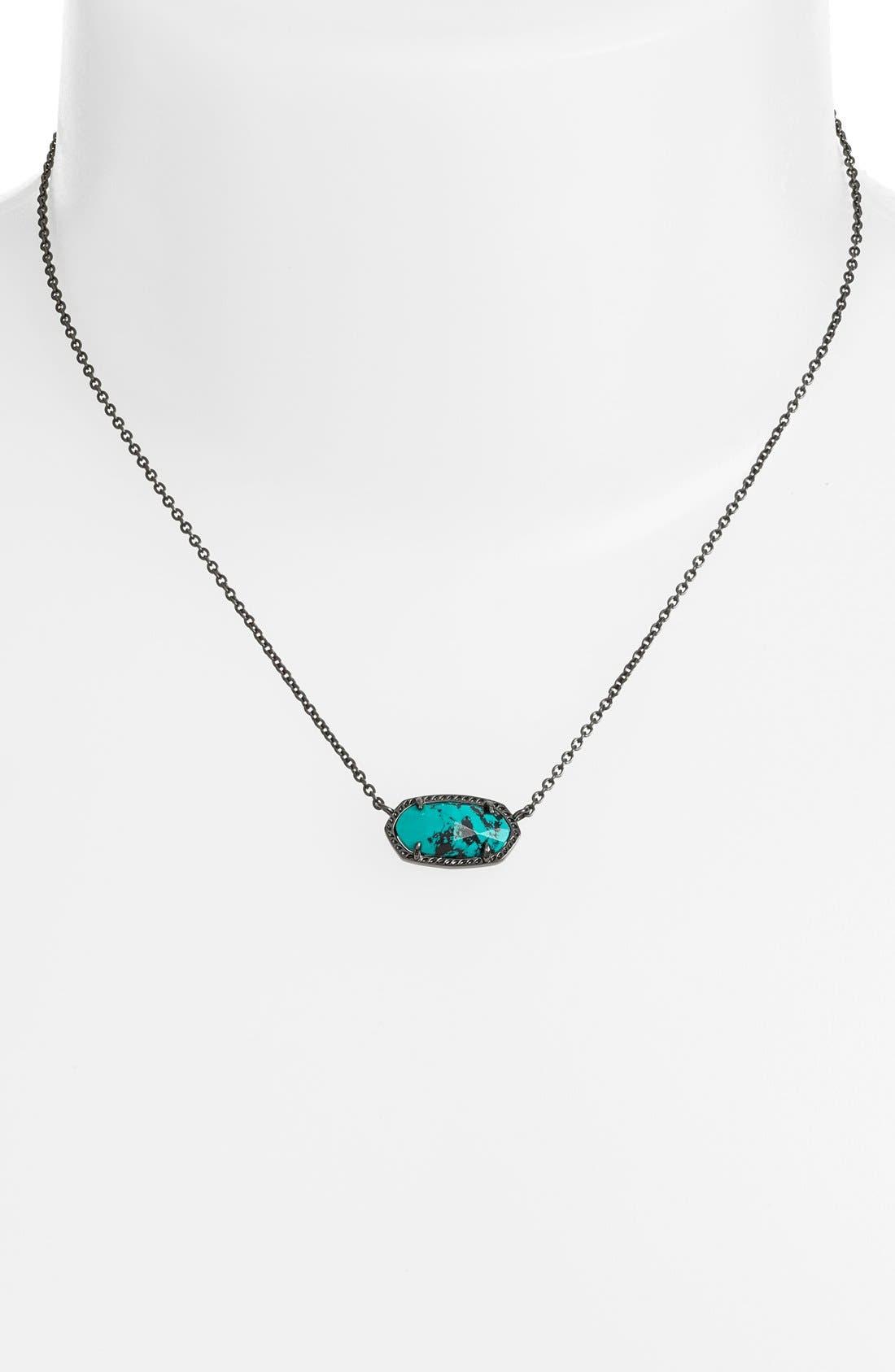 'Elisa' Pendant Necklace,                             Alternate thumbnail 296, color,
