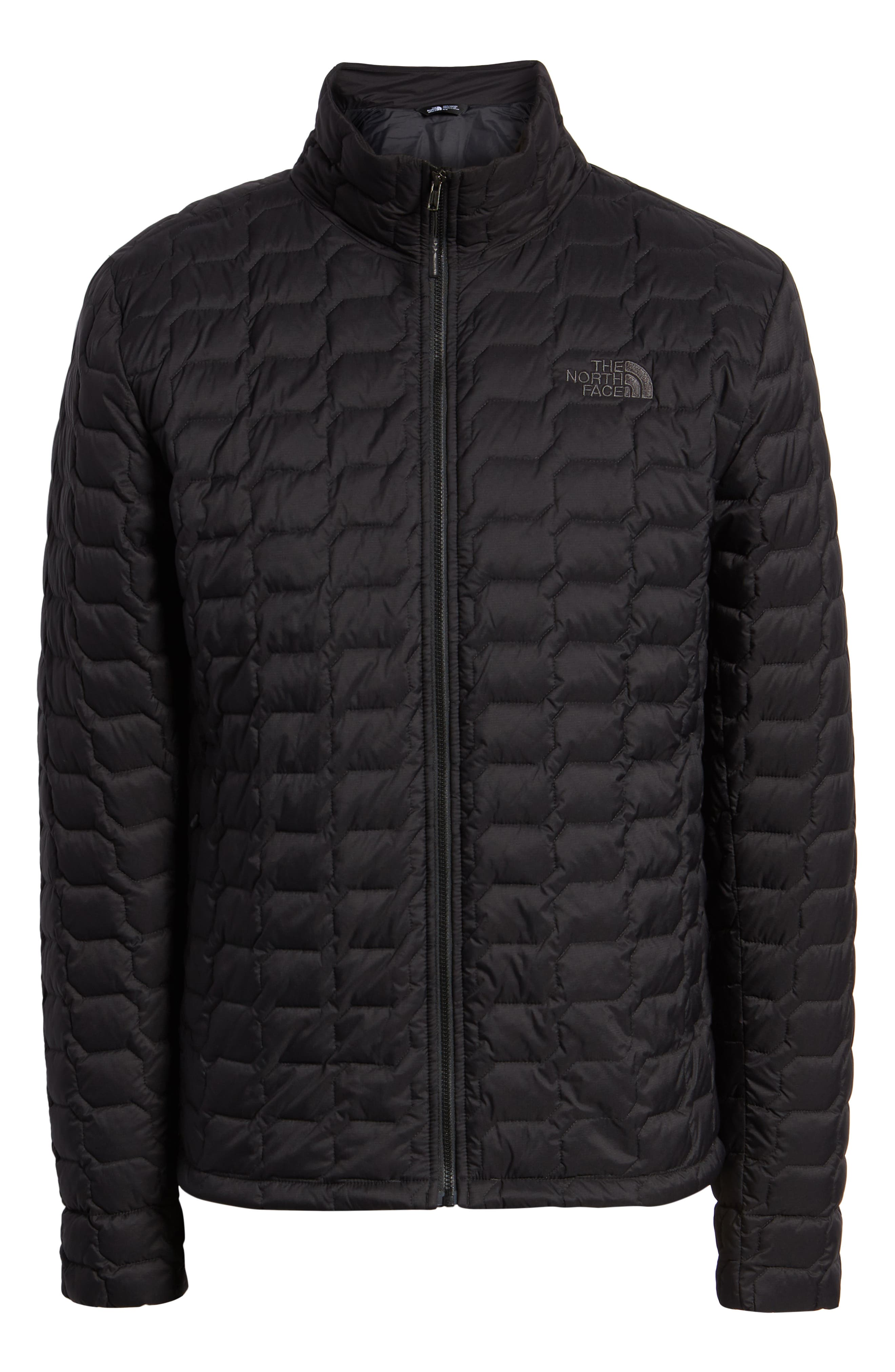ThermoBall<sup>™</sup> Jacket,                             Alternate thumbnail 6, color,                             TNF BLACK MATTE