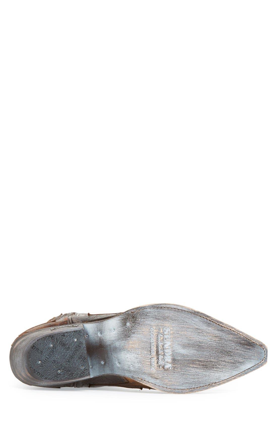'Carson' Cowboy Boot,                             Alternate thumbnail 4, color,                             241
