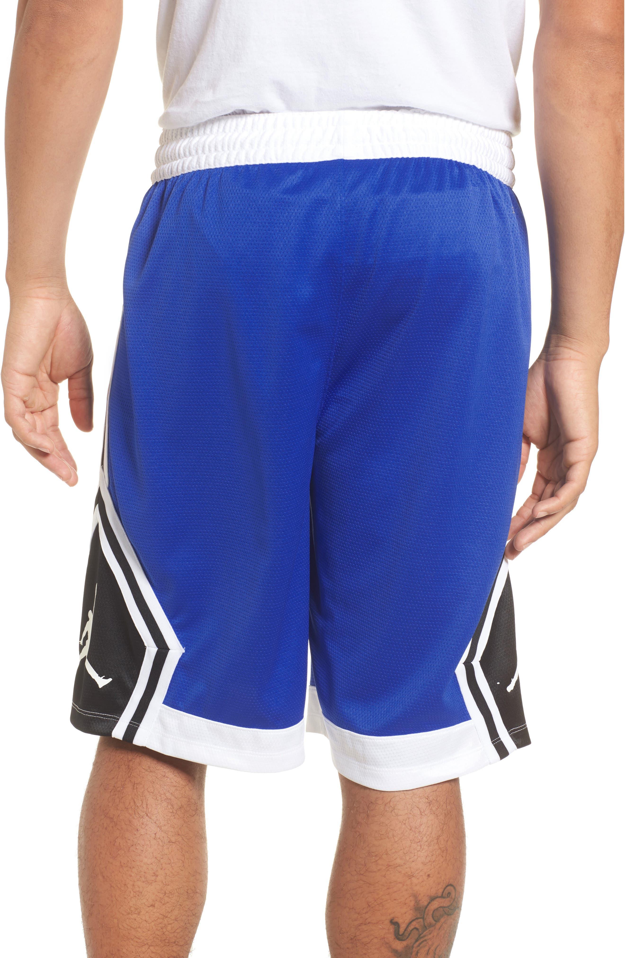 Sportswear Rise Diamond Shorts,                             Alternate thumbnail 11, color,
