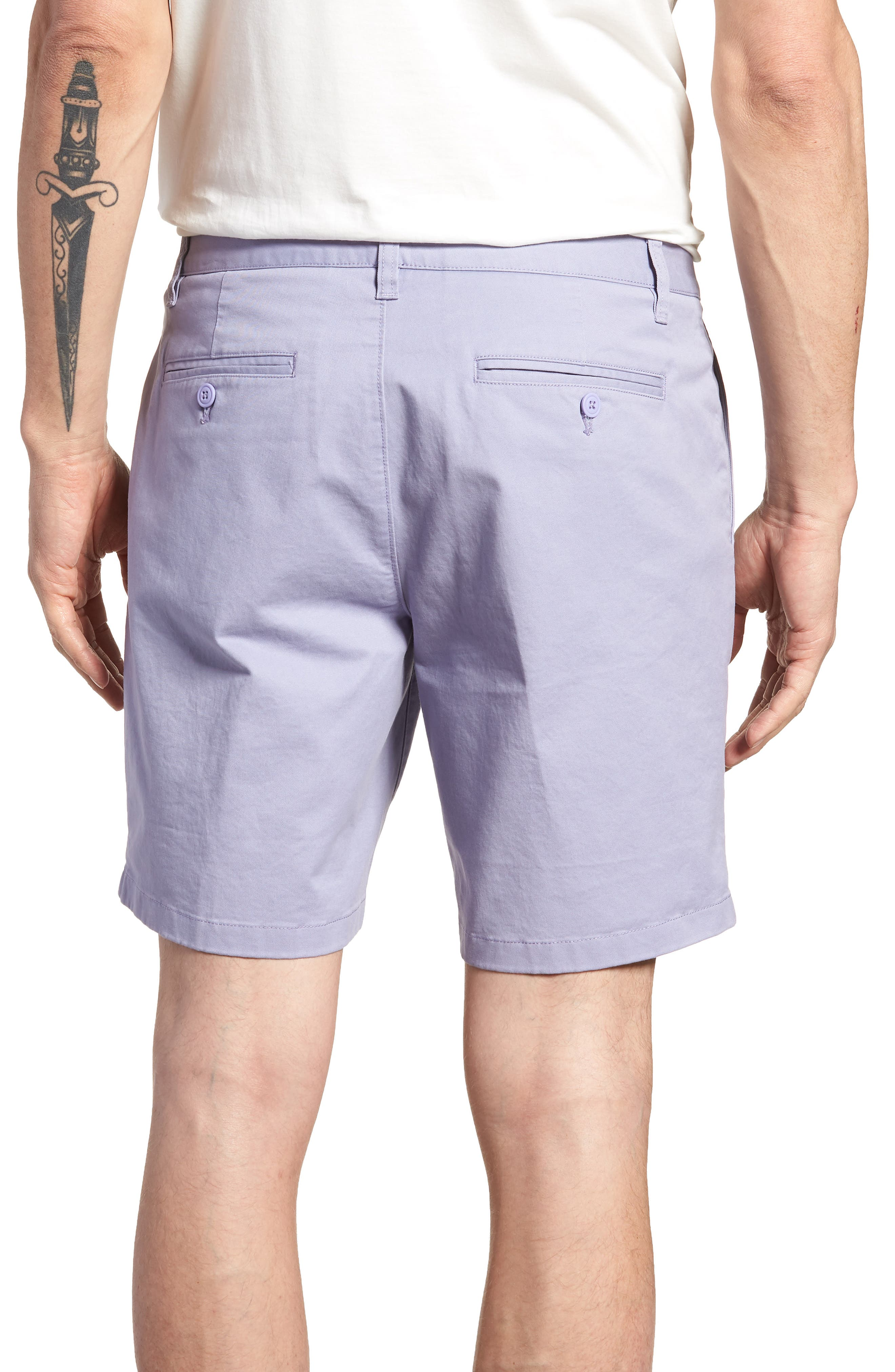Stretch Chino 7-Inch Shorts,                             Alternate thumbnail 20, color,