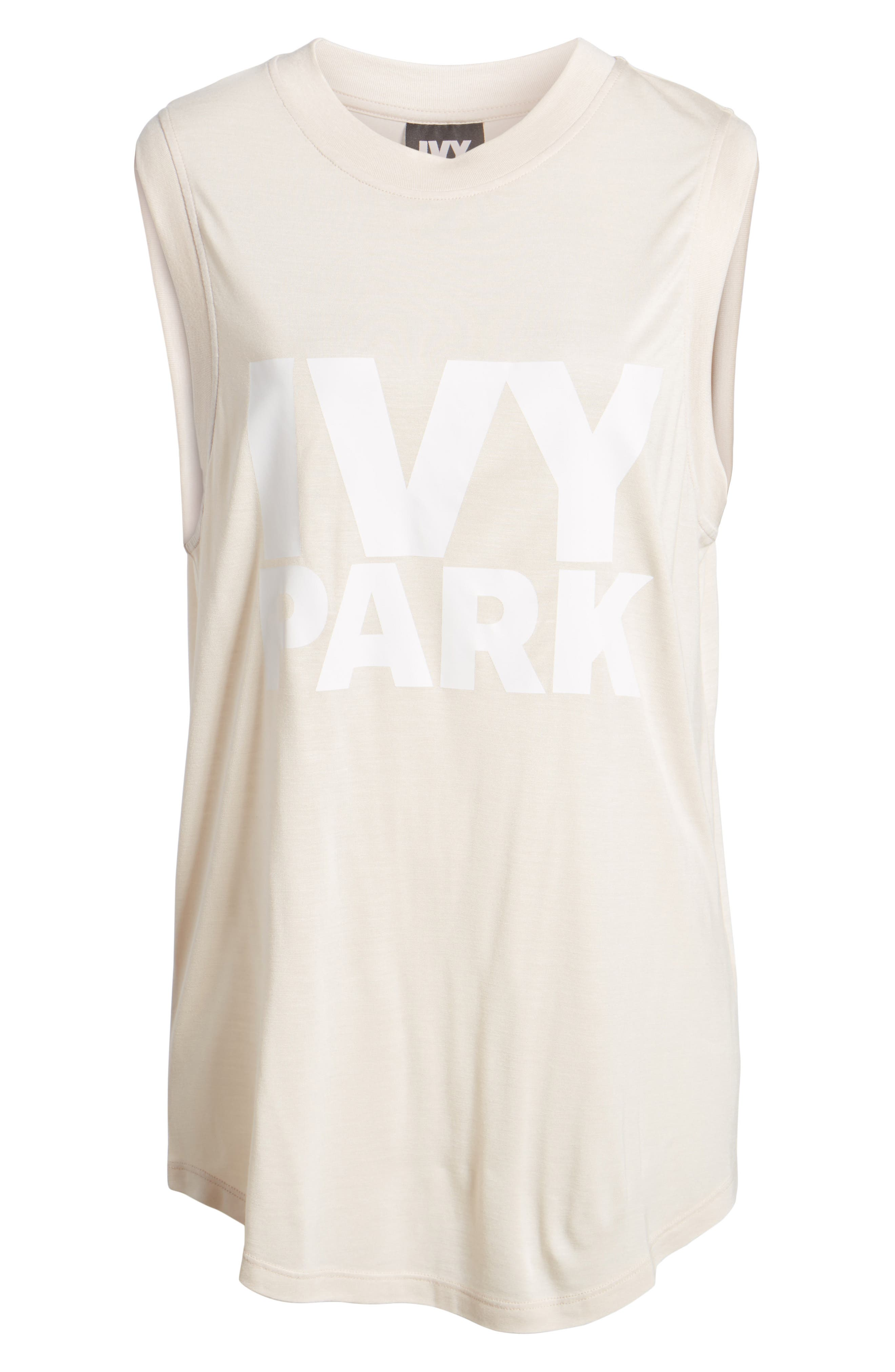 IVY PARK<SUP>®</SUP>,                             Logo Tank,                             Alternate thumbnail 7, color,                             270