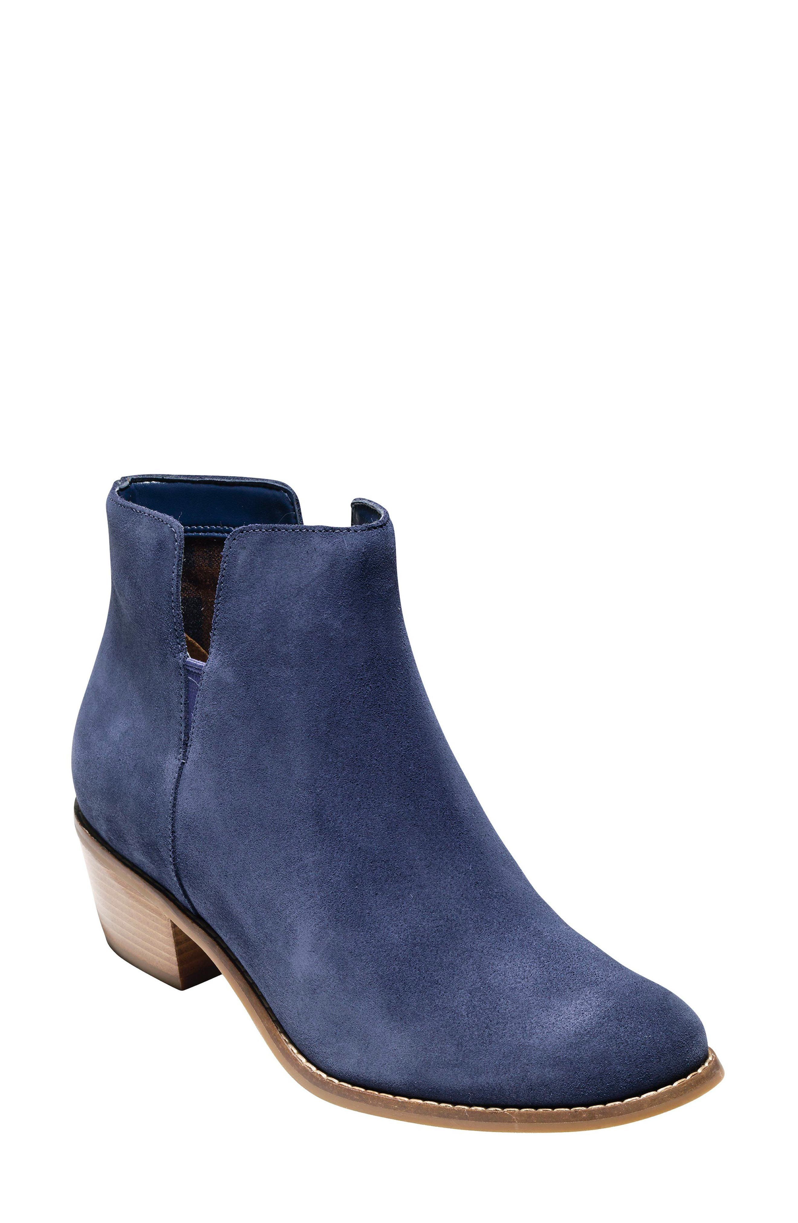 'Abbot' Chelsea Boot,                             Main thumbnail 3, color,
