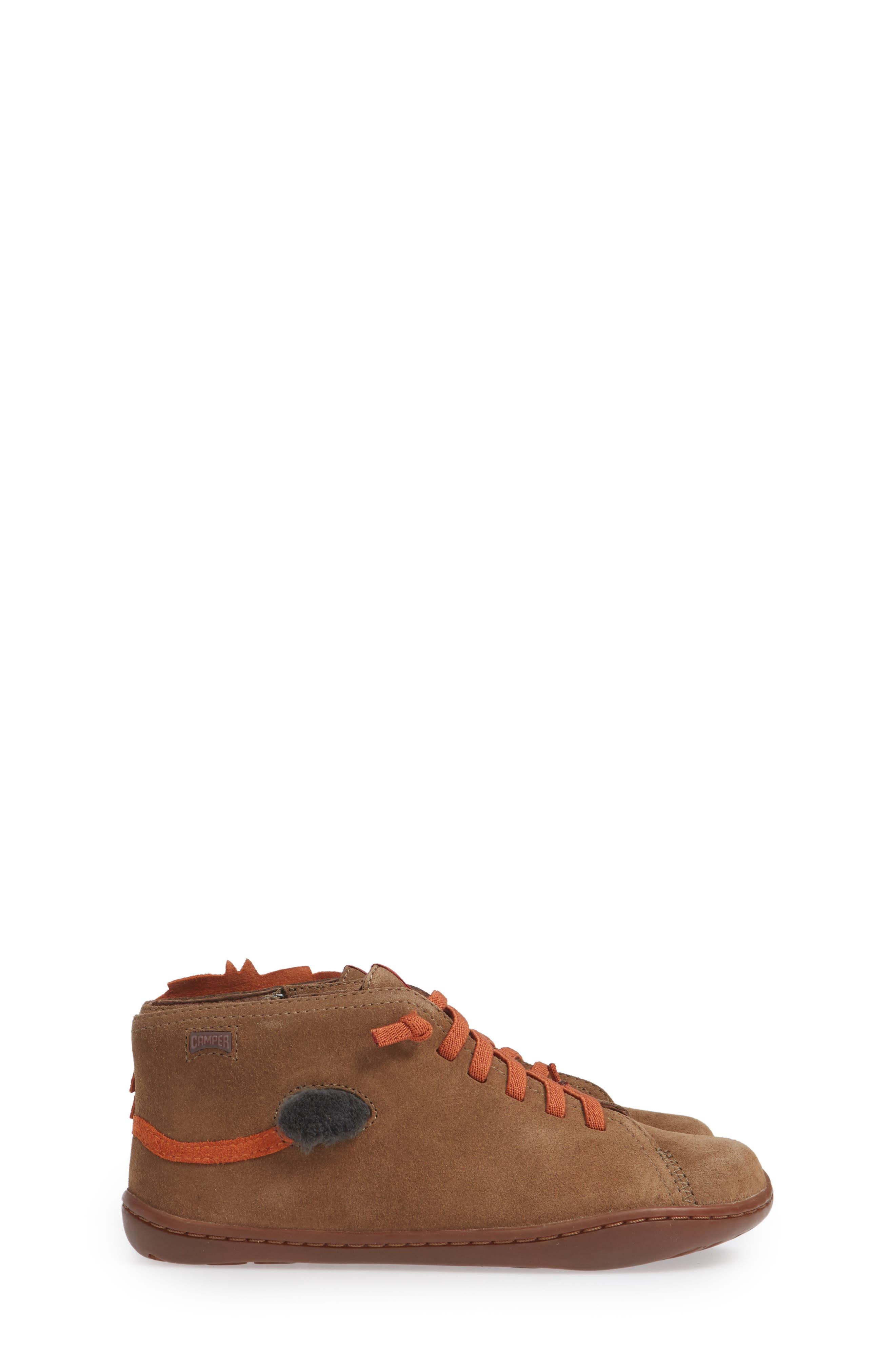 TWS Boot,                             Alternate thumbnail 4, color,                             MEDIUM BROWN
