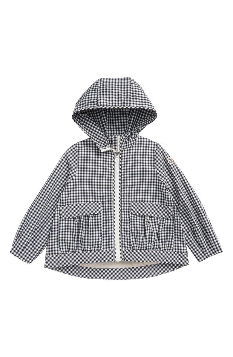 98c59761f Moncler Eranthe Hooded Waterproof Windbreaker (Little Girls   Big ...