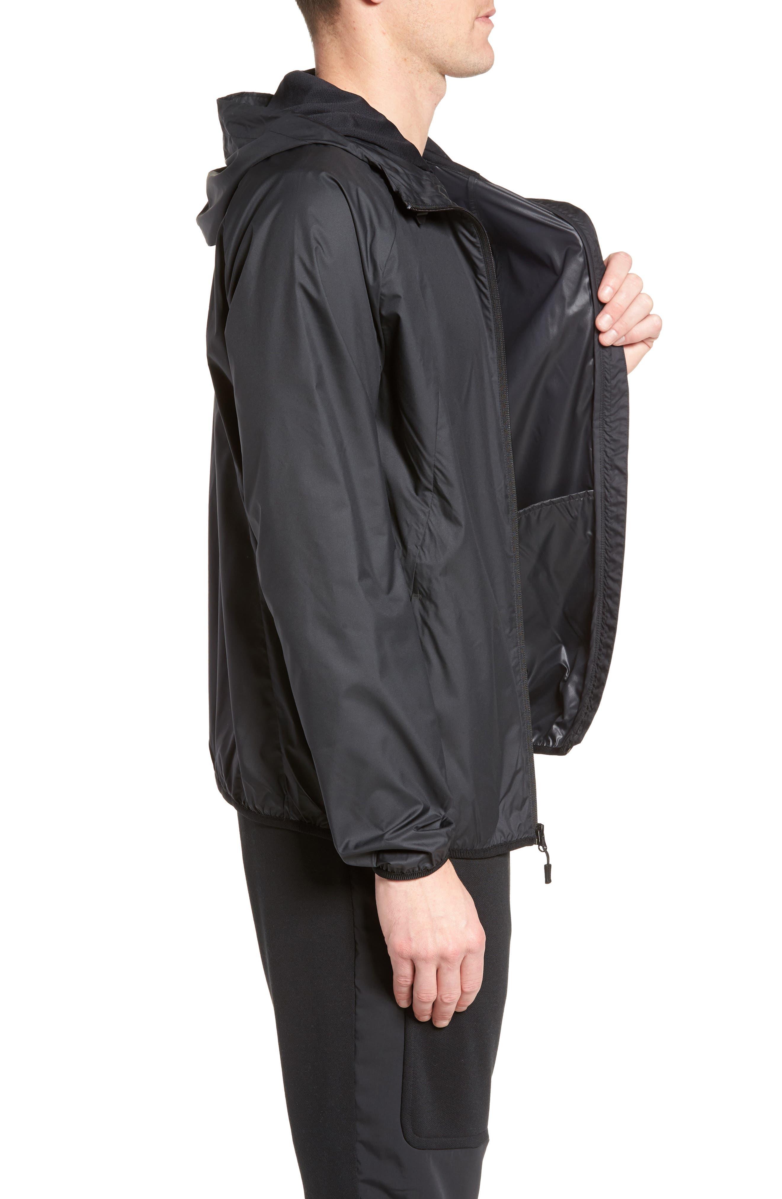 Sportswear Wings Windbreaker Jacket,                             Alternate thumbnail 3, color,                             010
