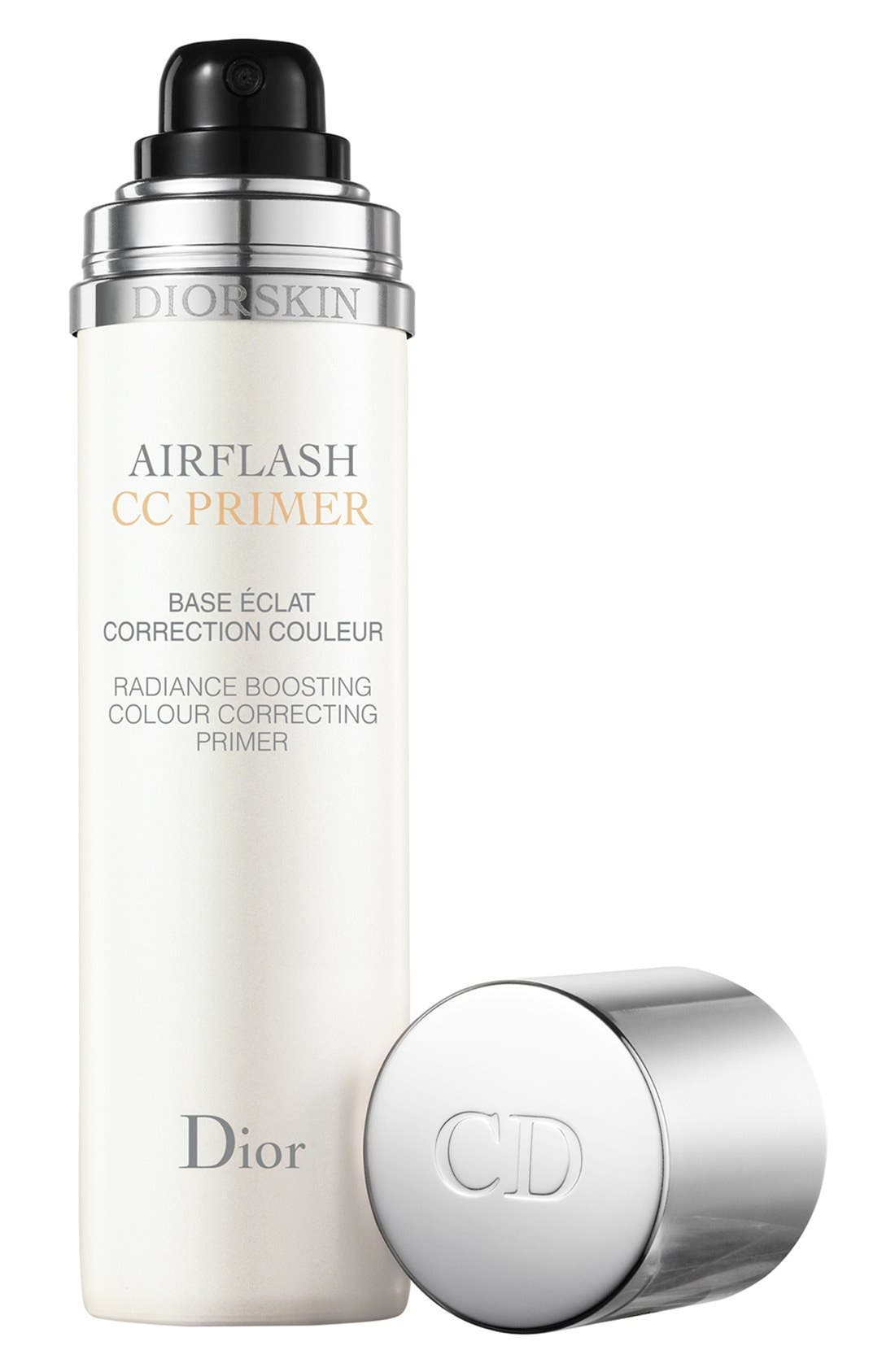 'Airflash - CC Primer' Radiance Boosting Color Correcting Primer,                             Alternate thumbnail 2, color,
