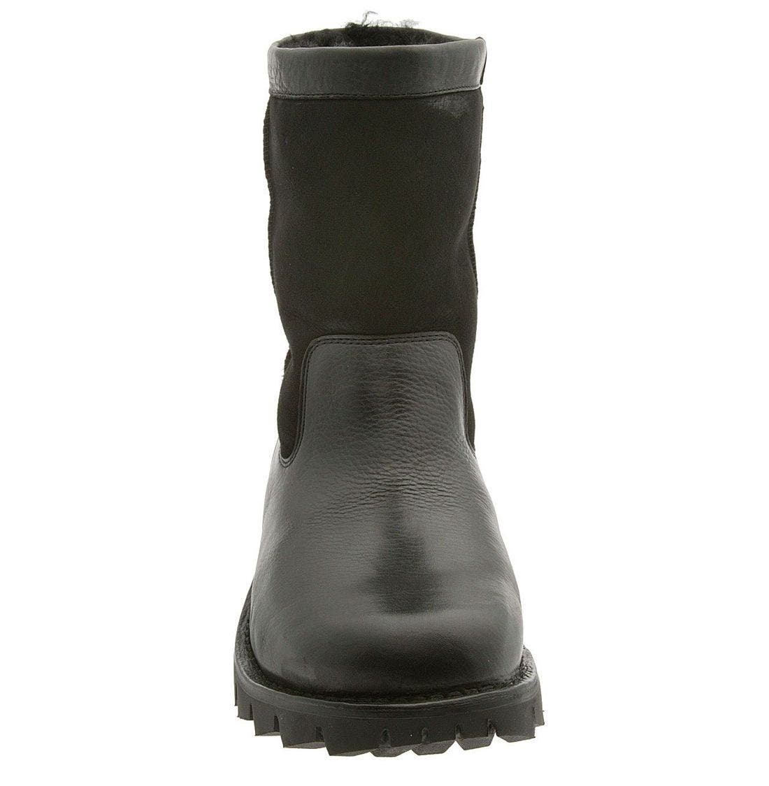 UGG<SUP>®</SUP>,                             Australia Beacon Boot,                             Alternate thumbnail 5, color,                             BLK