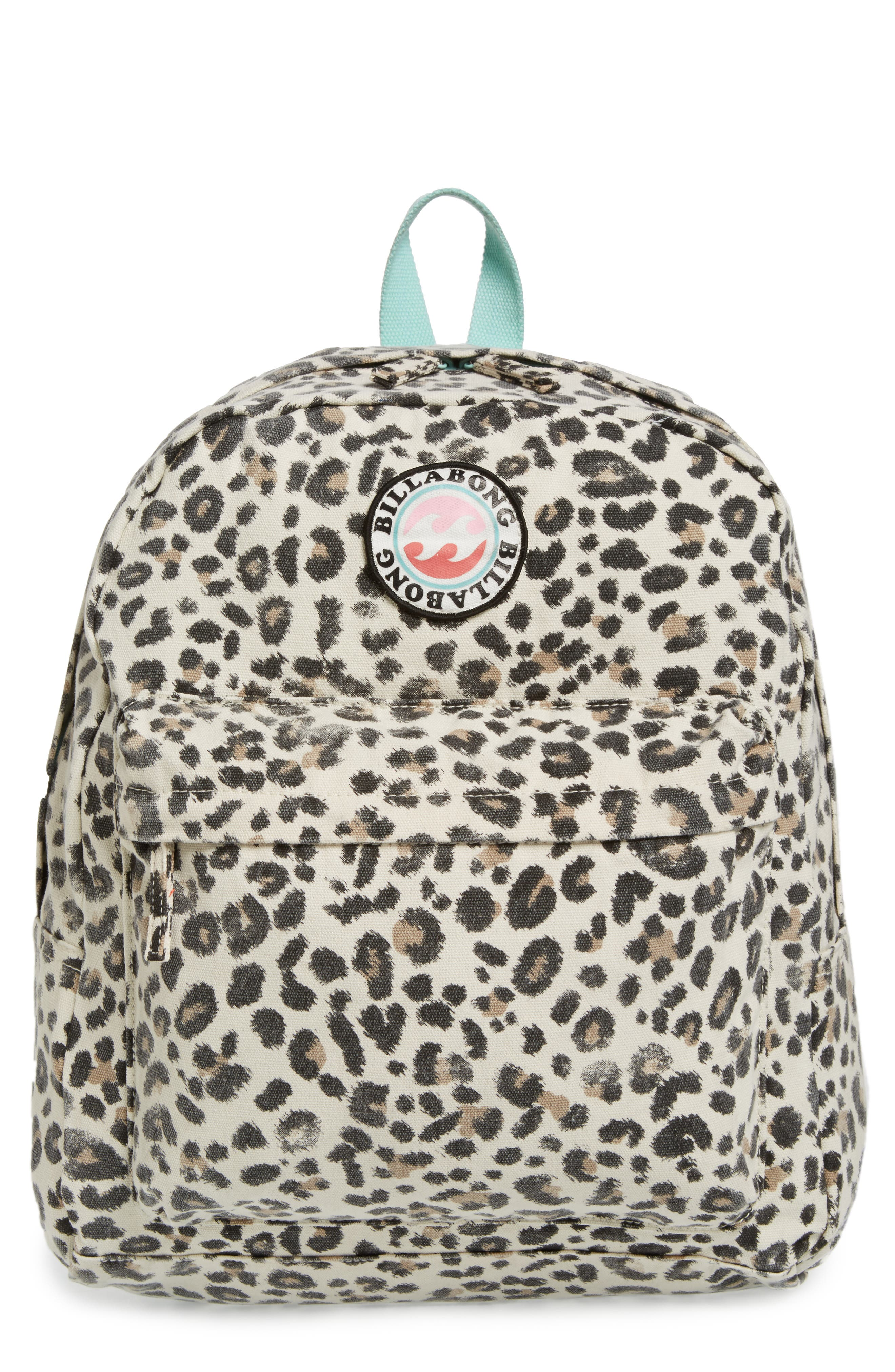 Play Date Canvas Backpack,                             Main thumbnail 1, color,                             004