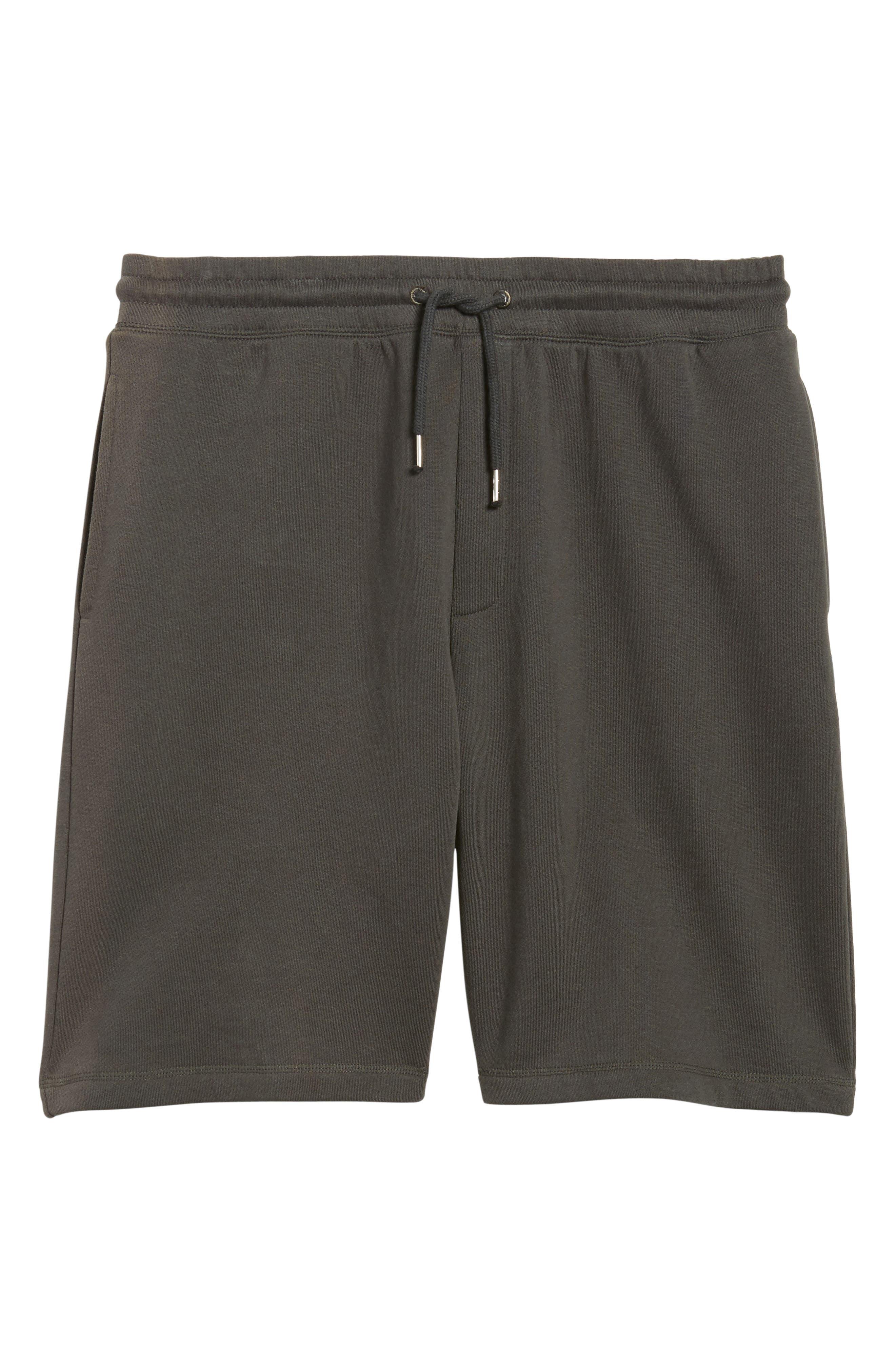 Marty Fleece Shorts,                             Alternate thumbnail 6, color,