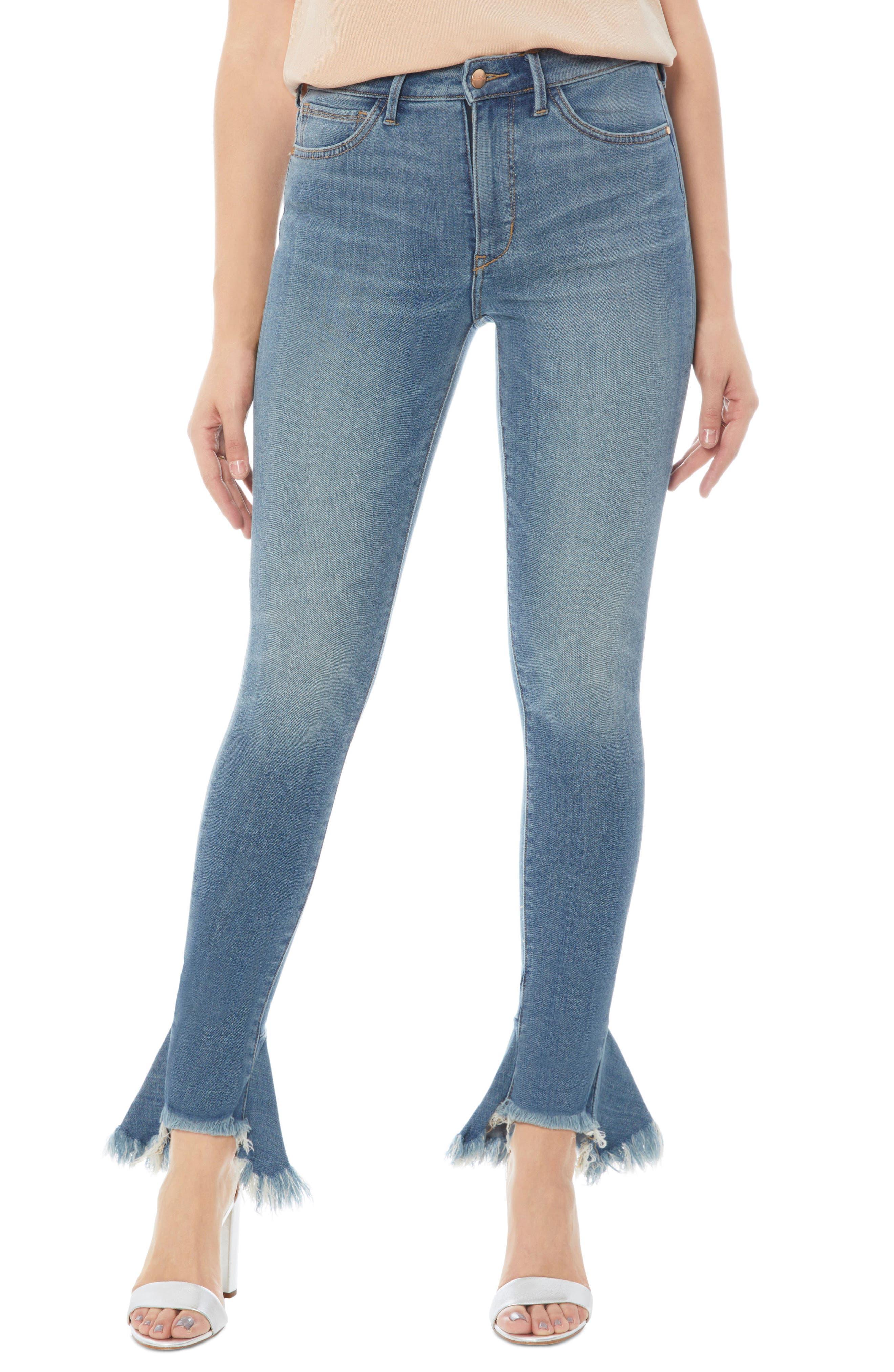 The Stiletto Jeans,                         Main,                         color, 460