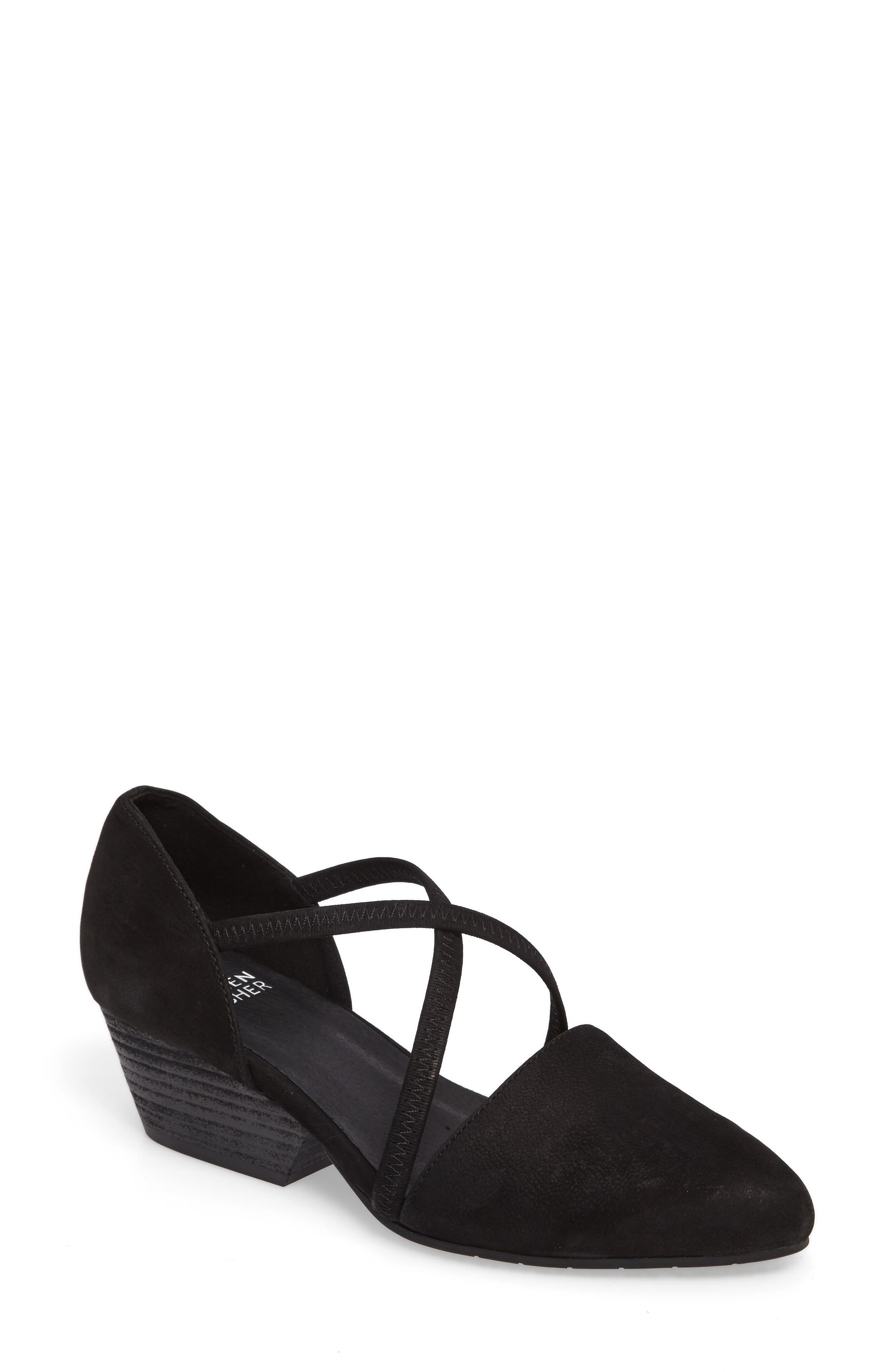 Poet Crisscross Pump,                         Main,                         color, 001