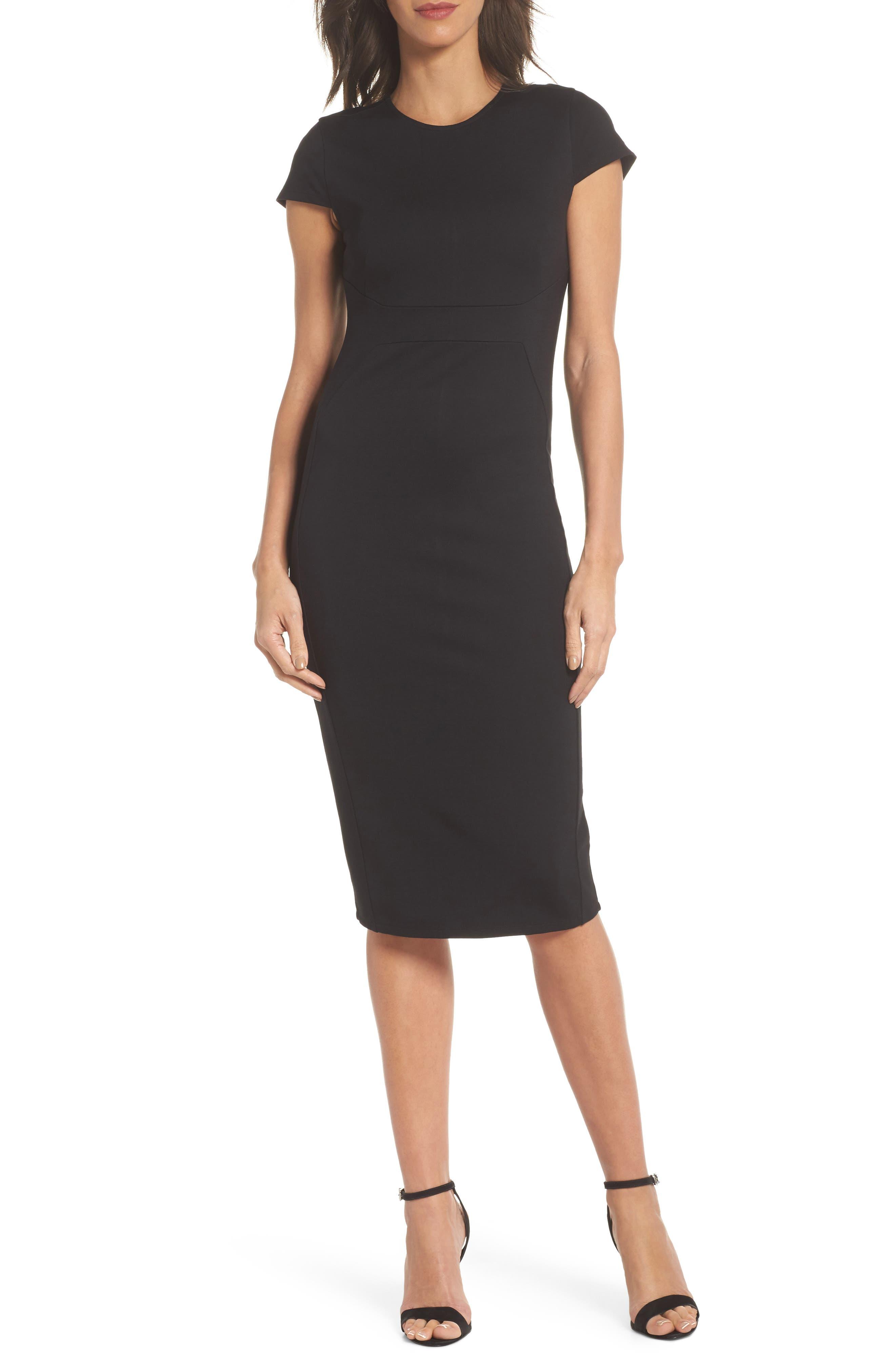 Austin Sheath Dress,                         Main,                         color, 001