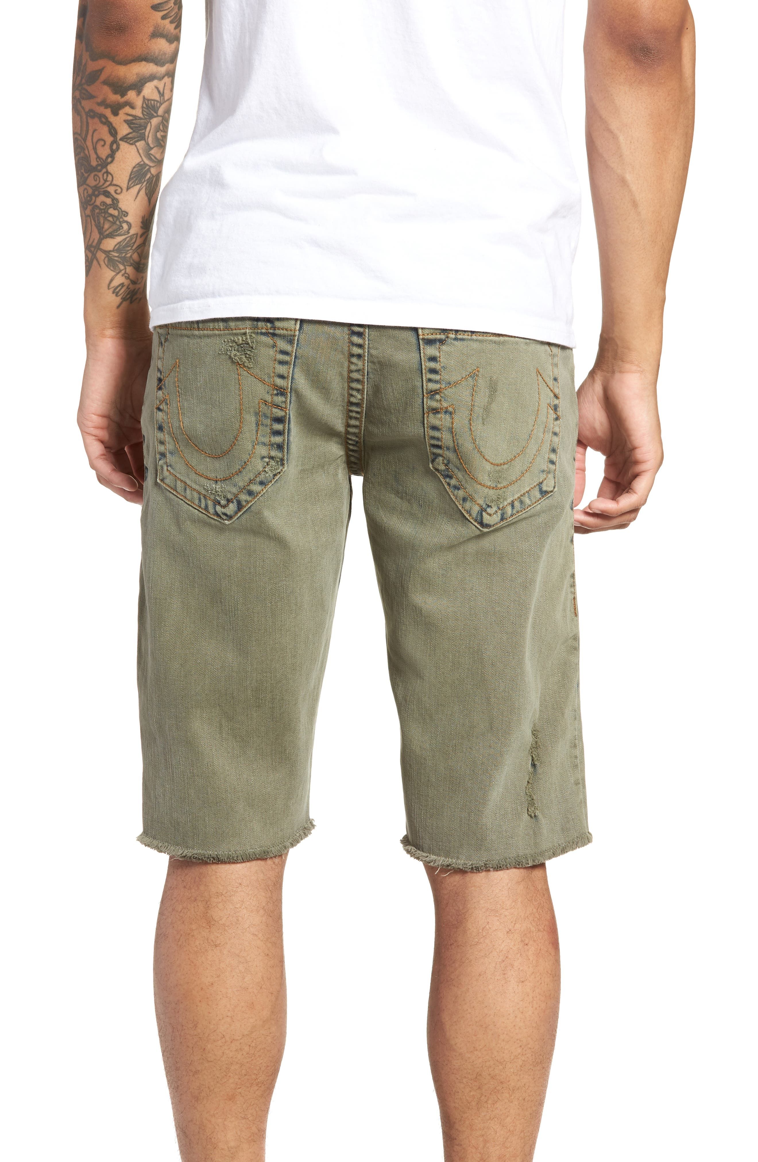 Ricky Relaxed Fit Shorts,                             Alternate thumbnail 2, color,                             300
