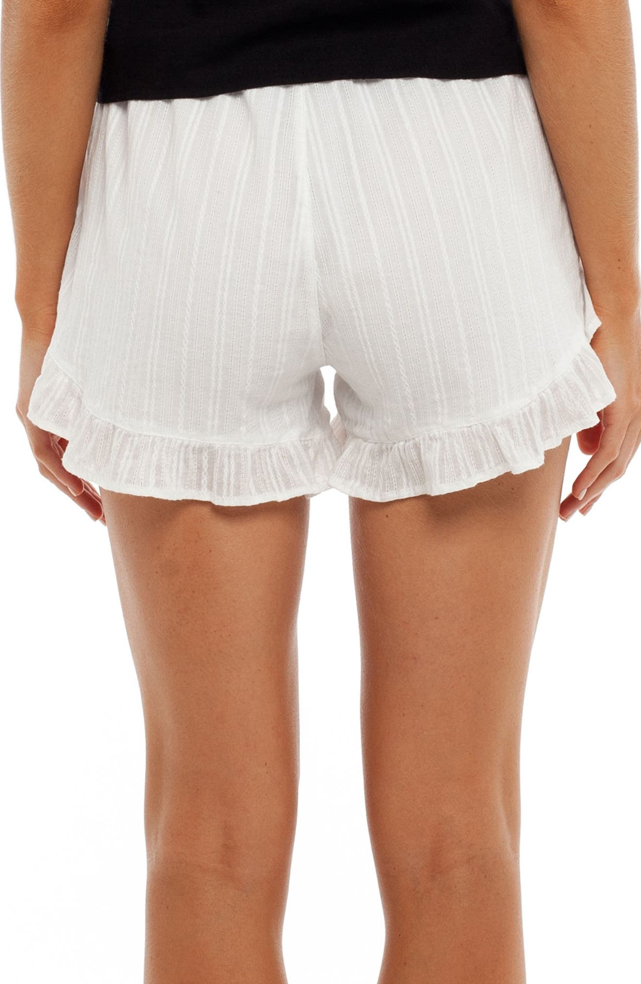 Daydreamer Cover-Up Shorts,                             Alternate thumbnail 4, color,