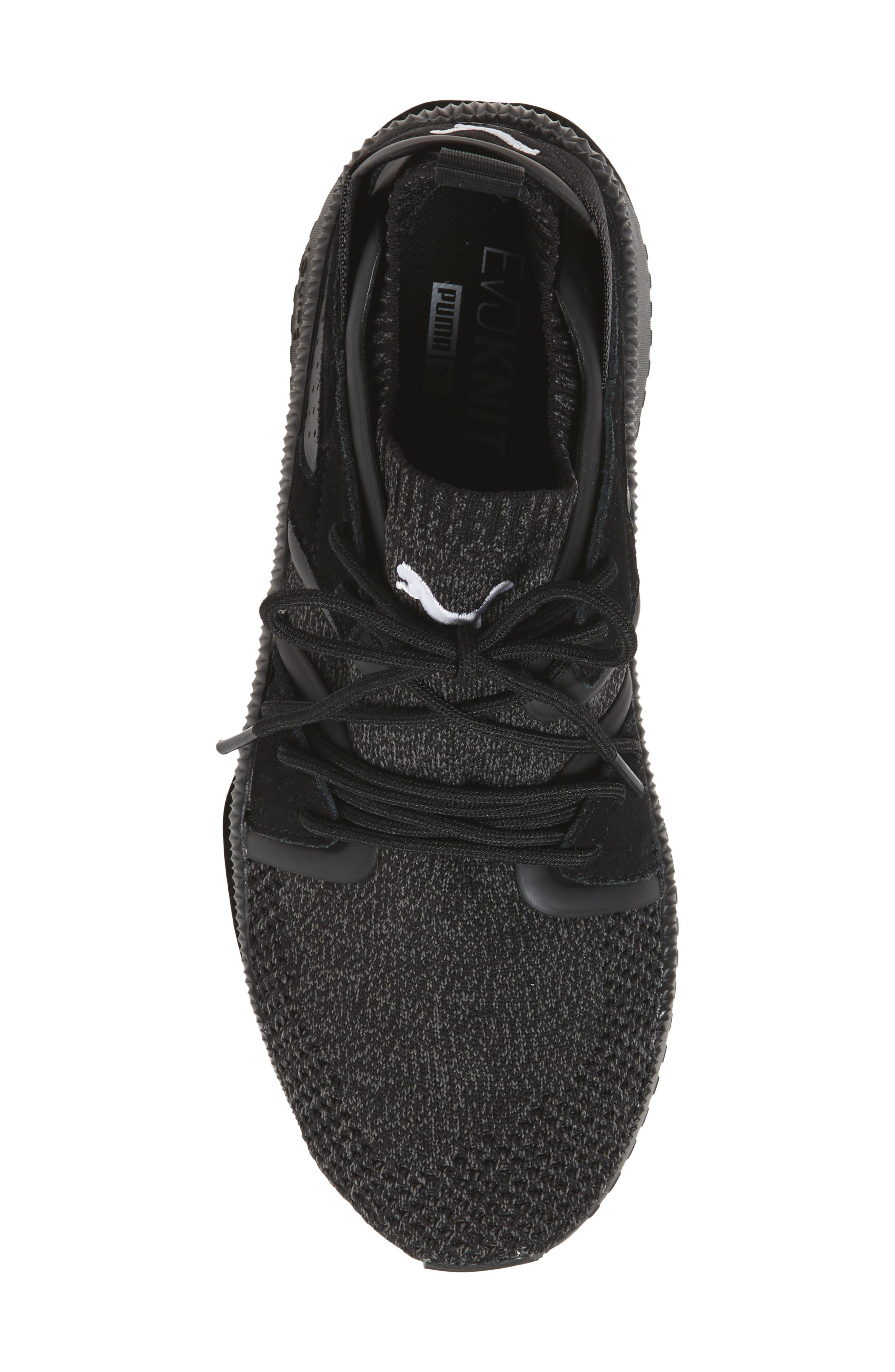 Tsugi Blaze EvoKnit Sneaker,                             Alternate thumbnail 5, color,                             001