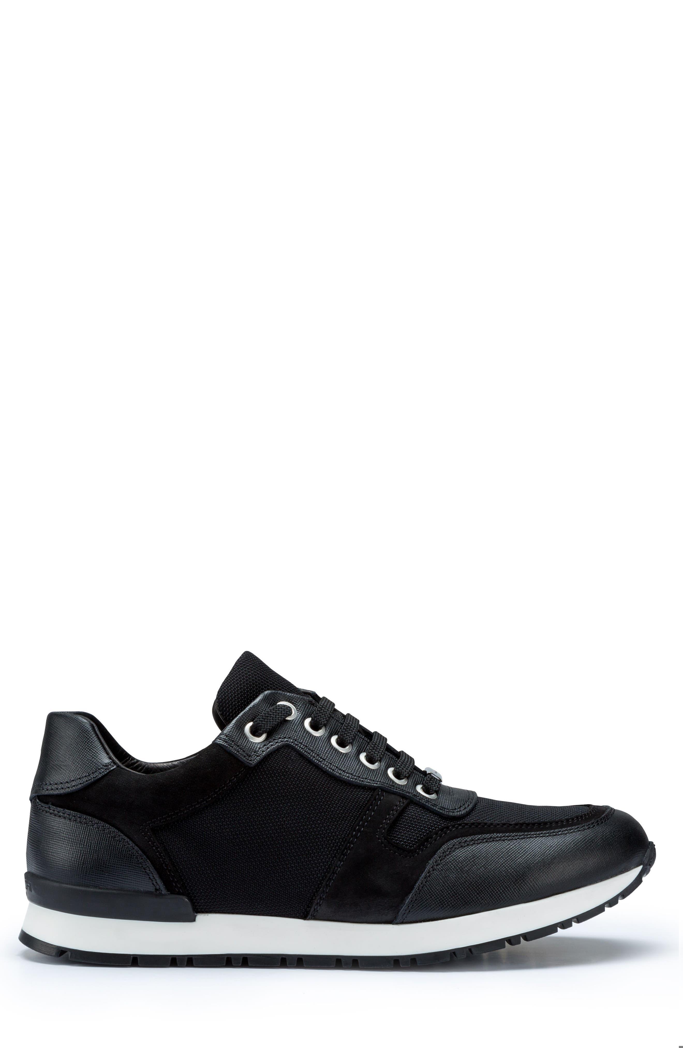 Modena Sneaker,                             Alternate thumbnail 3, color,                             001