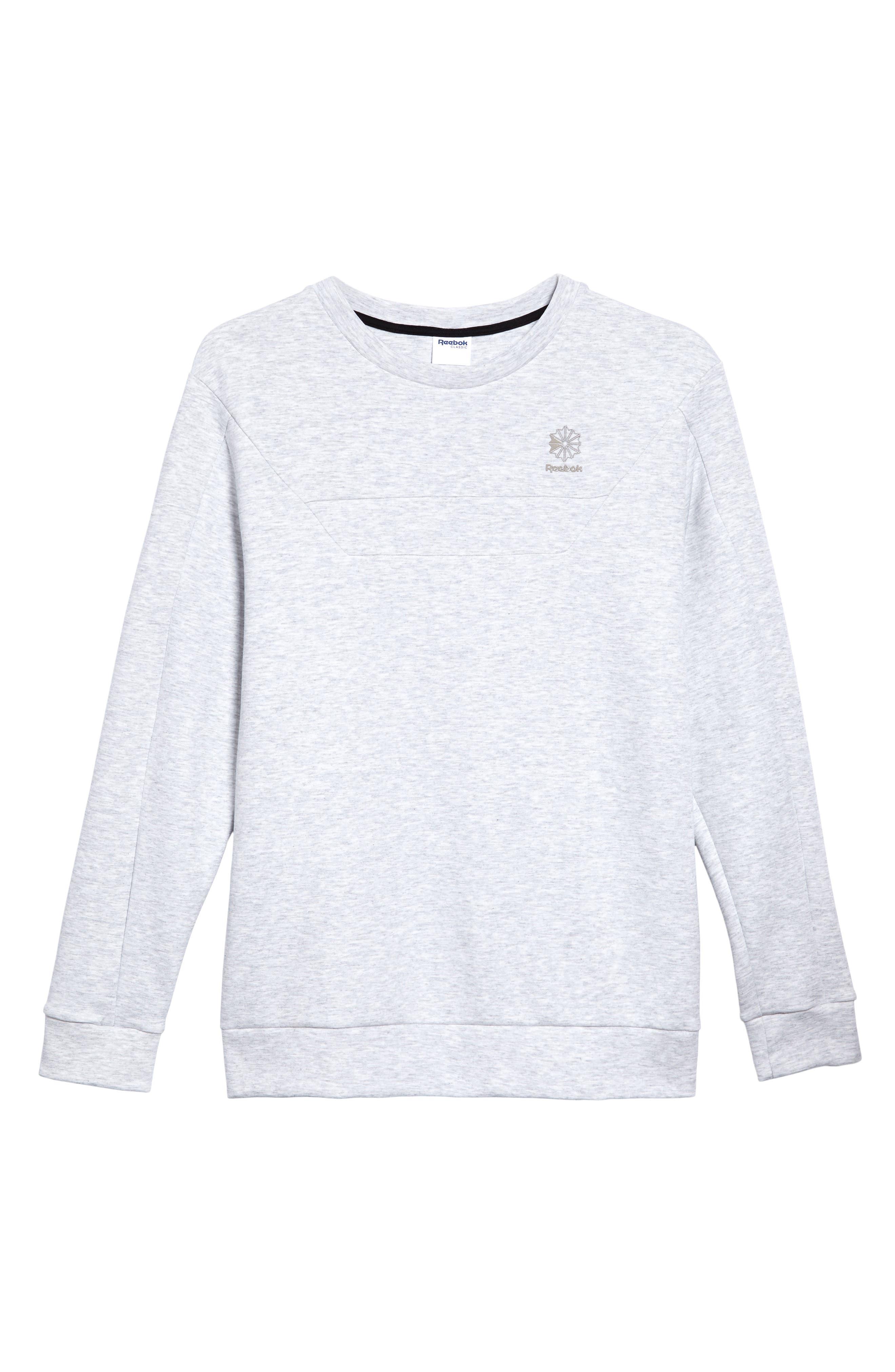 Double Sweatshirt,                             Alternate thumbnail 6, color,
