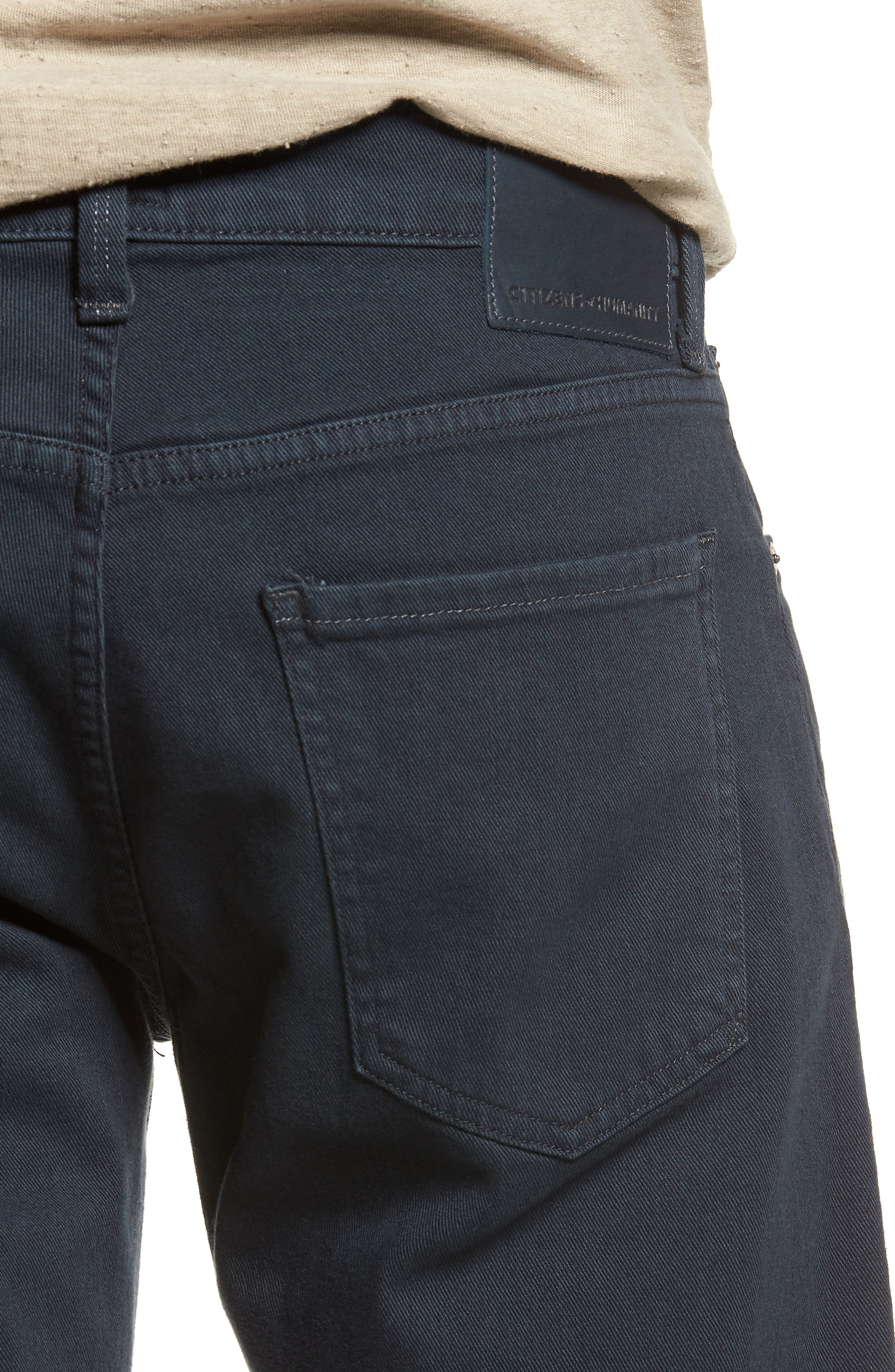Core Slim Fit Jeans,                             Alternate thumbnail 4, color,                             MECCA