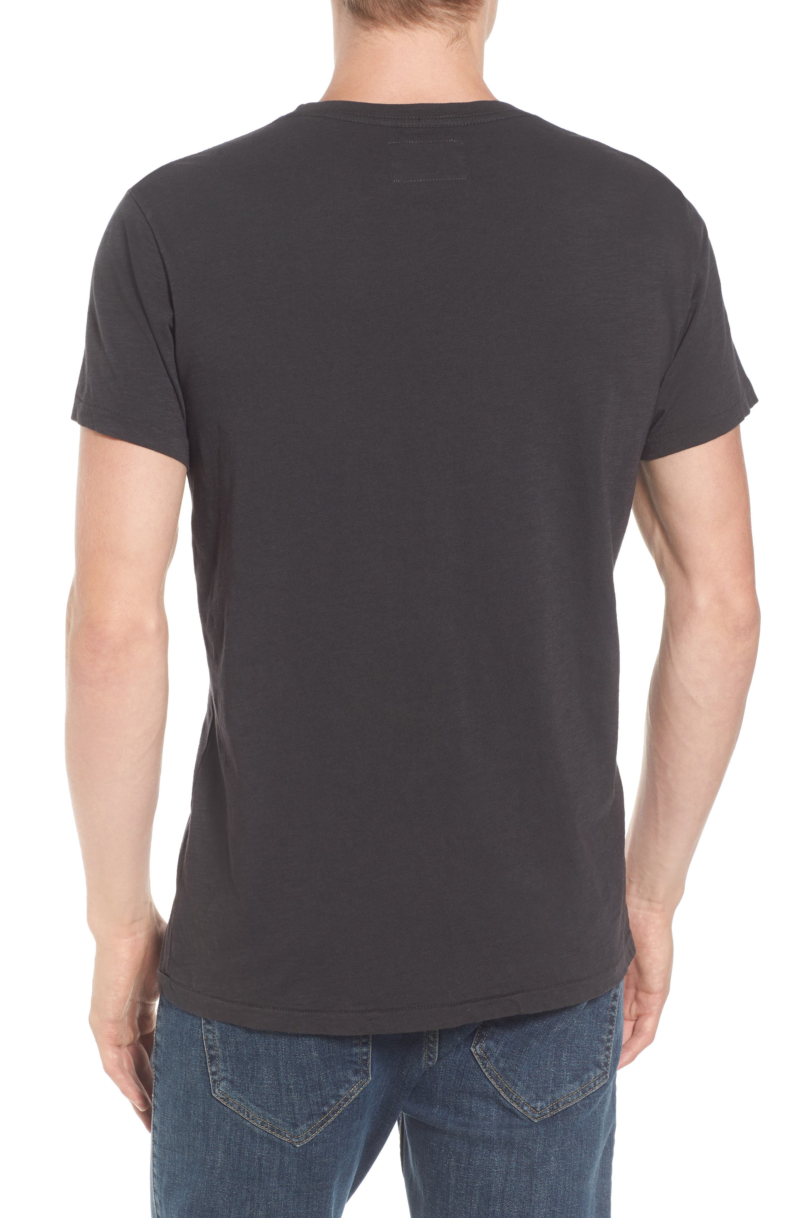 Sunset Eagle Pocket T-Shirt,                             Alternate thumbnail 2, color,                             002