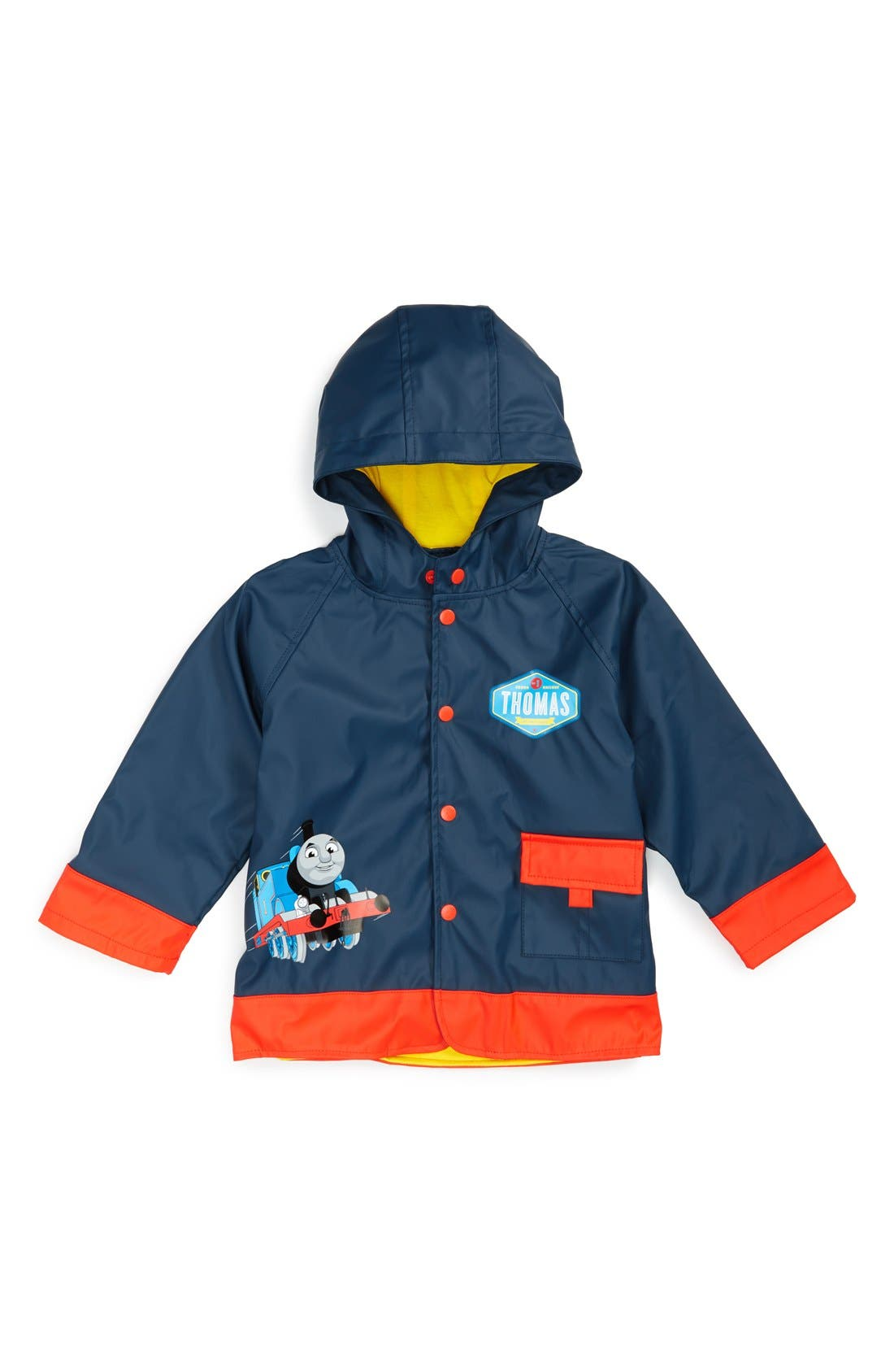 'Thomas the Tank Engine' Raincoat,                             Main thumbnail 1, color,                             421