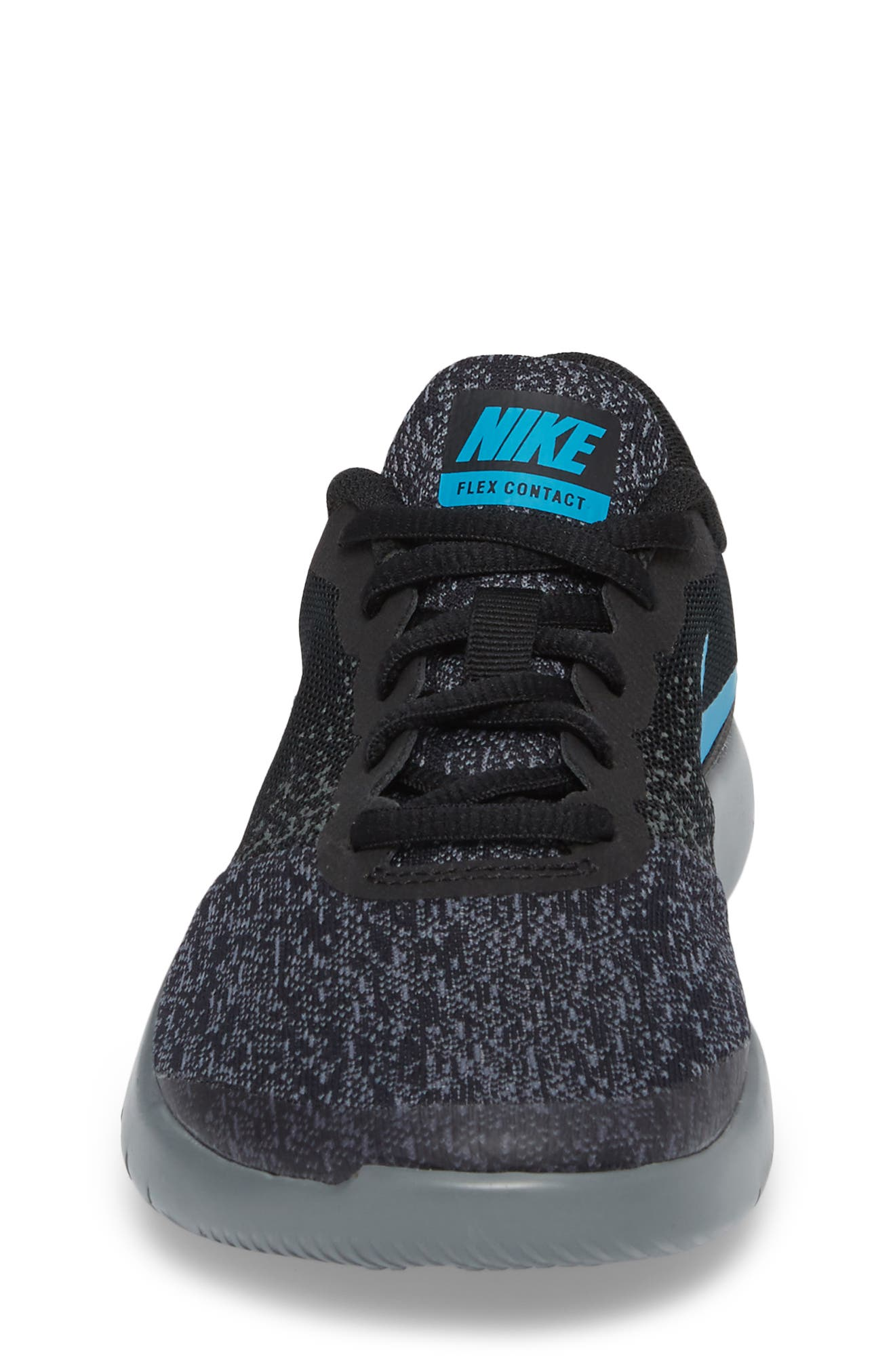 Flex Contact Running Shoe,                             Alternate thumbnail 4, color,                             007