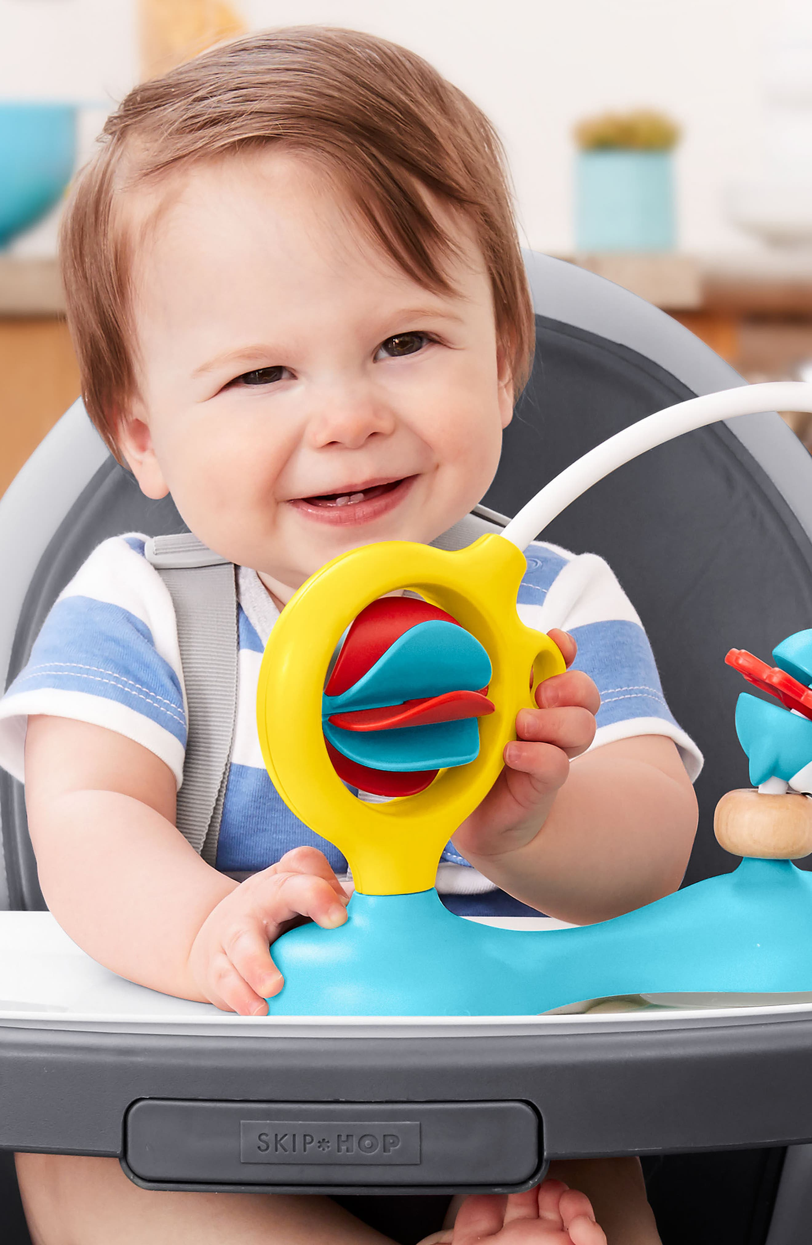 Explore N More Bead Mover Highchair Toy,                             Alternate thumbnail 5, color,                             400