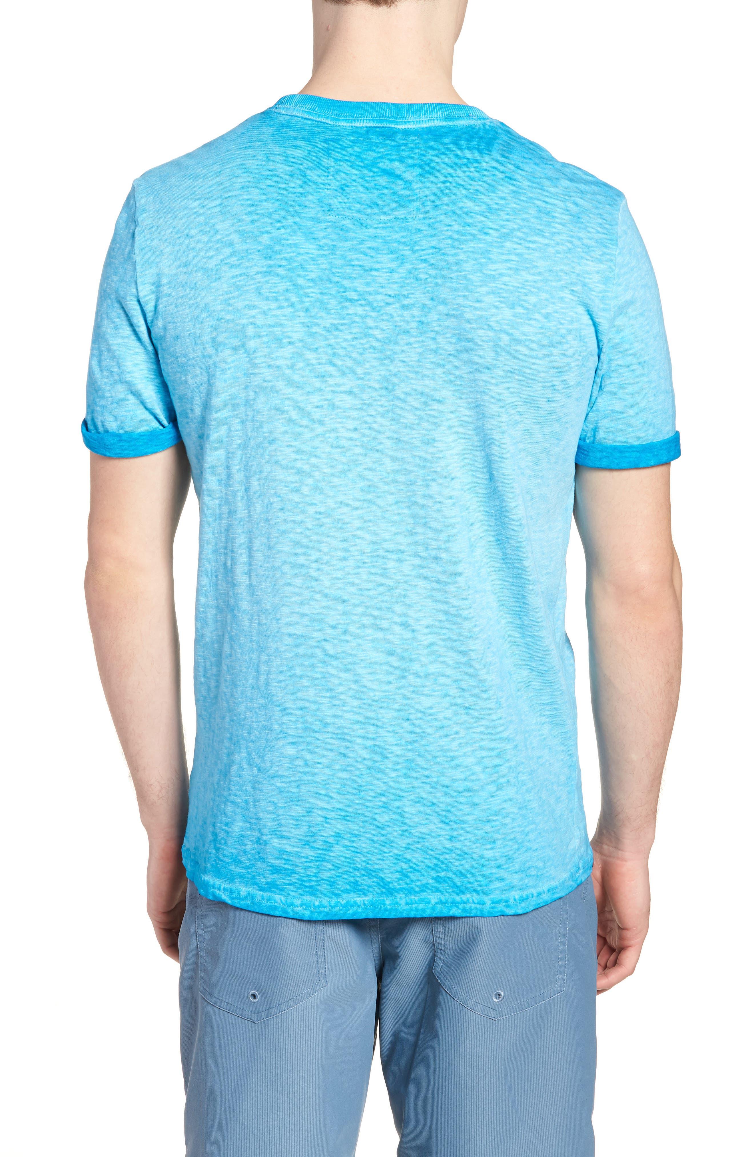 Orange Label Low Roller T-Shirt,                             Alternate thumbnail 9, color,