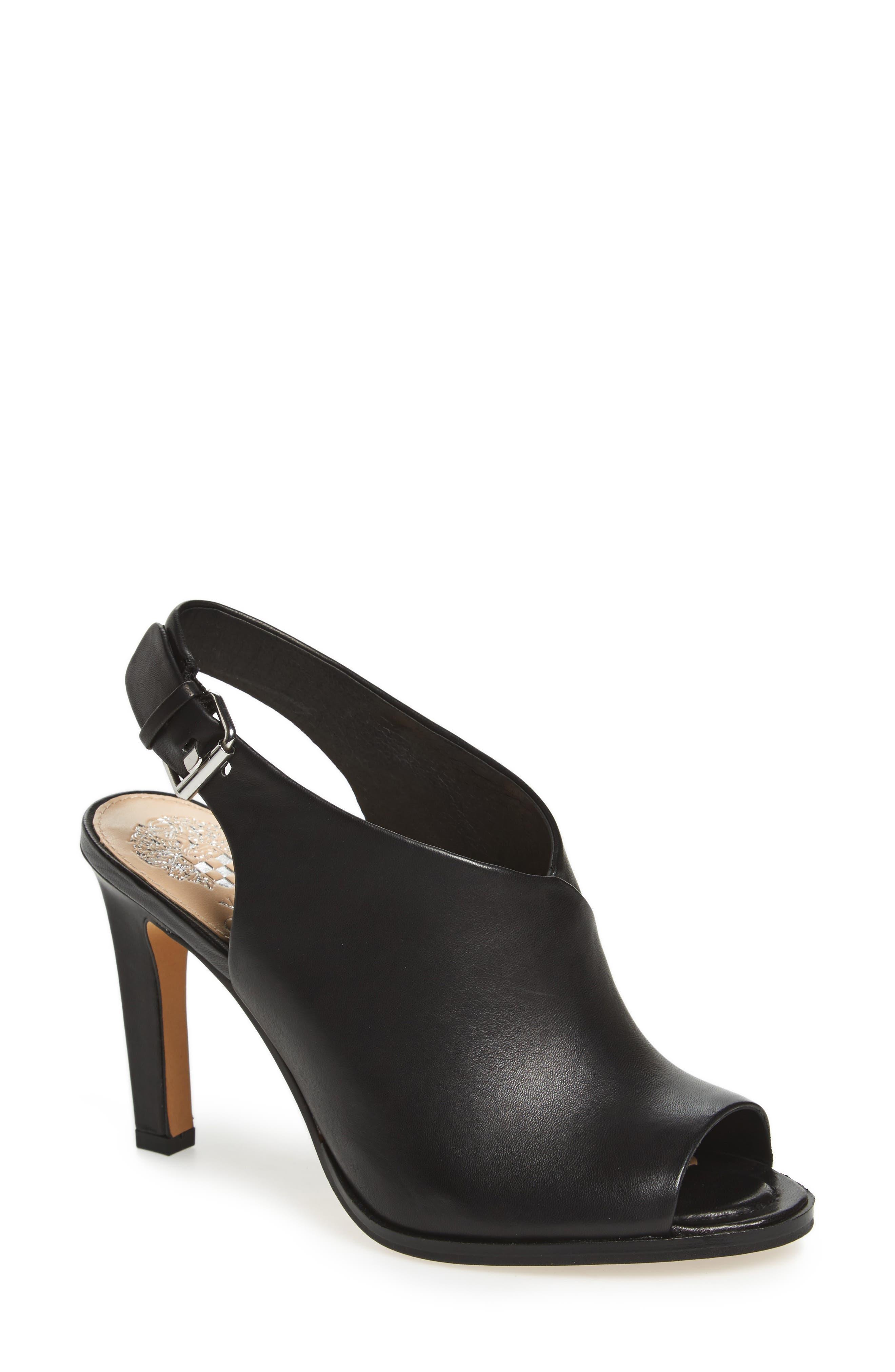 Nattey Slingback Sandal,                         Main,                         color, 001