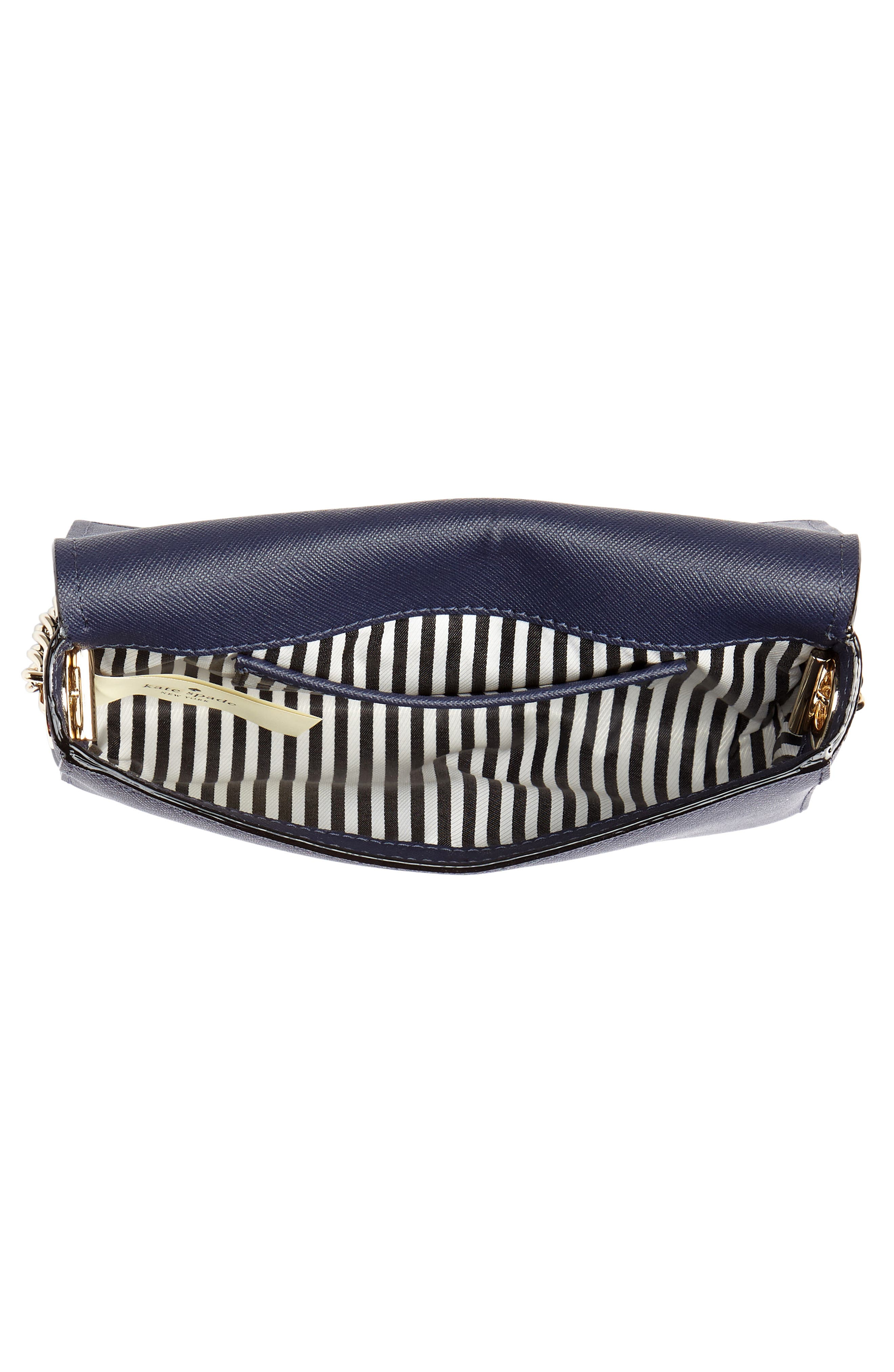 cameron street - delilah belt bag,                             Alternate thumbnail 4, color,                             BLAZER BLUE