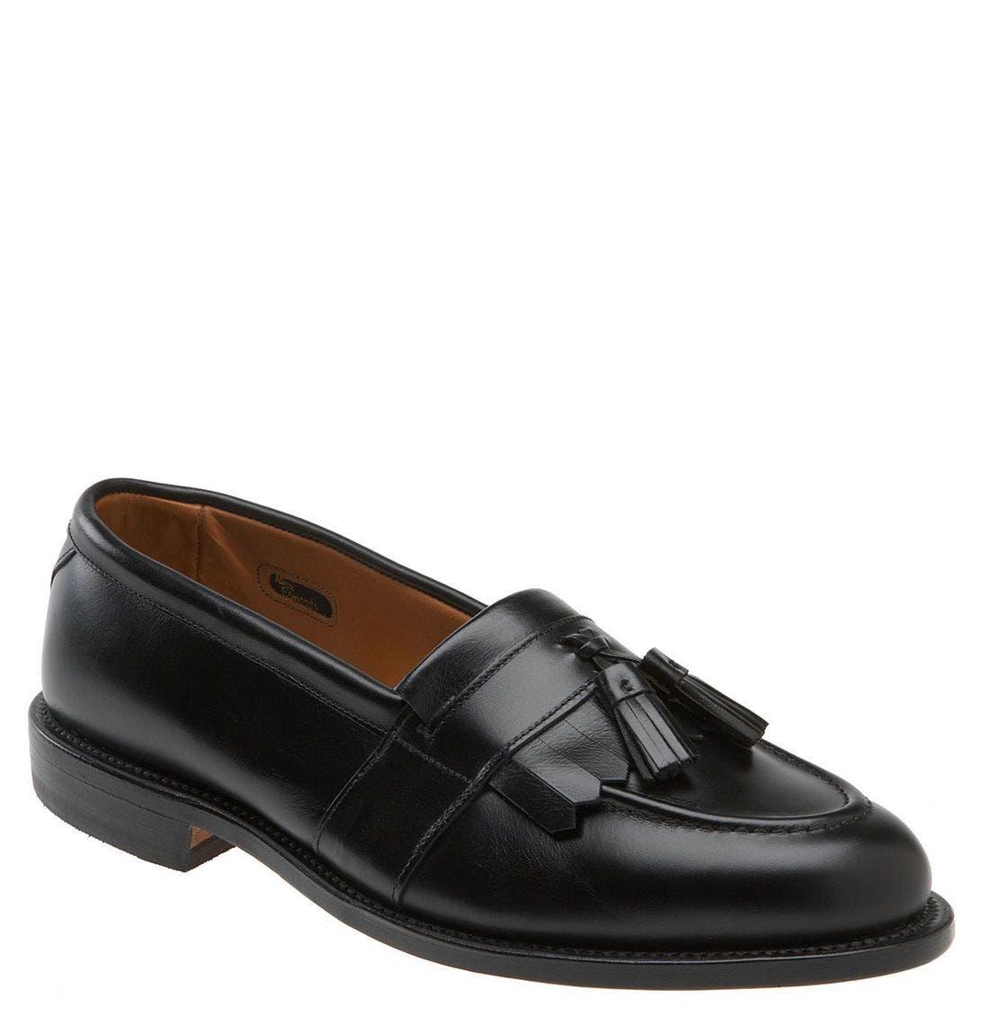 ALLEN EDMONDS Allen-Edmonds 'Newport' Loafer, Main, color, BLK