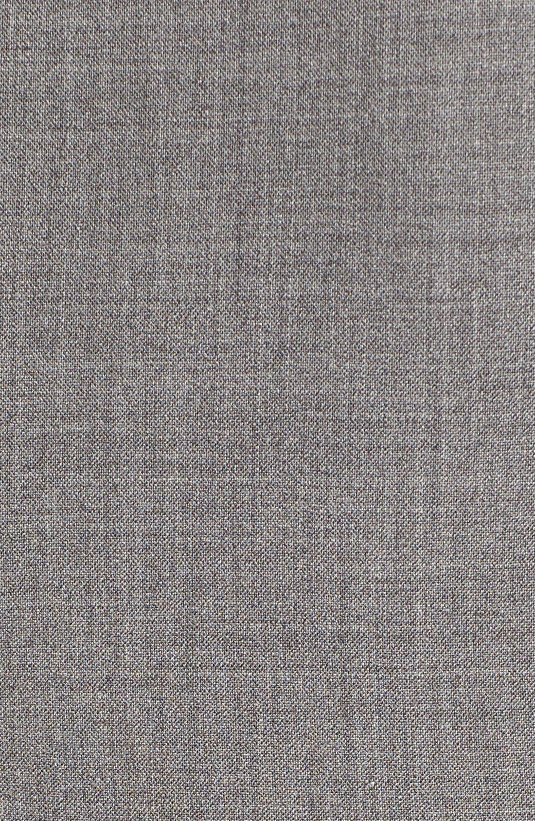 'Betty.2B' Stretch Wool Sheath Dress,                             Alternate thumbnail 13, color,