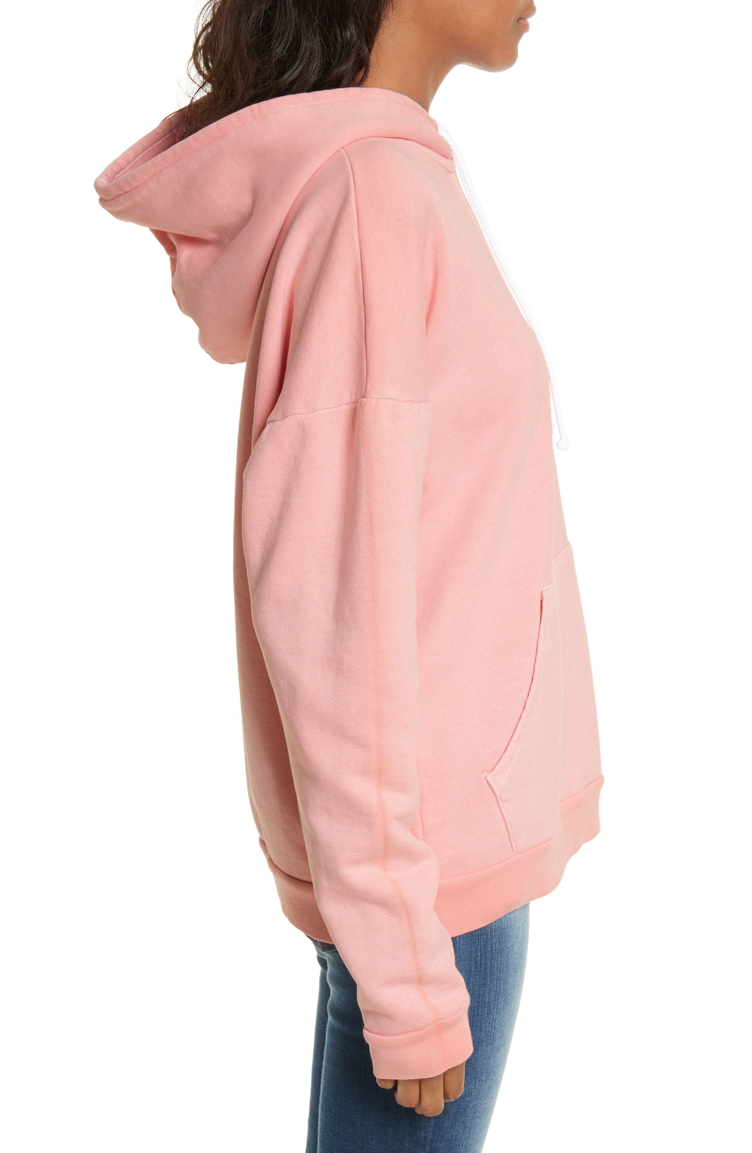Oversize Hoodie,                             Alternate thumbnail 6, color,