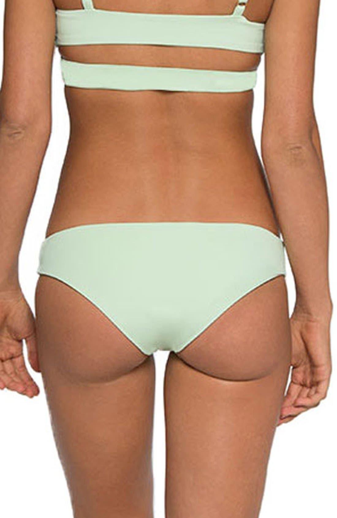'Ali' Moderate Coverage Bikini Bottoms,                             Alternate thumbnail 26, color,
