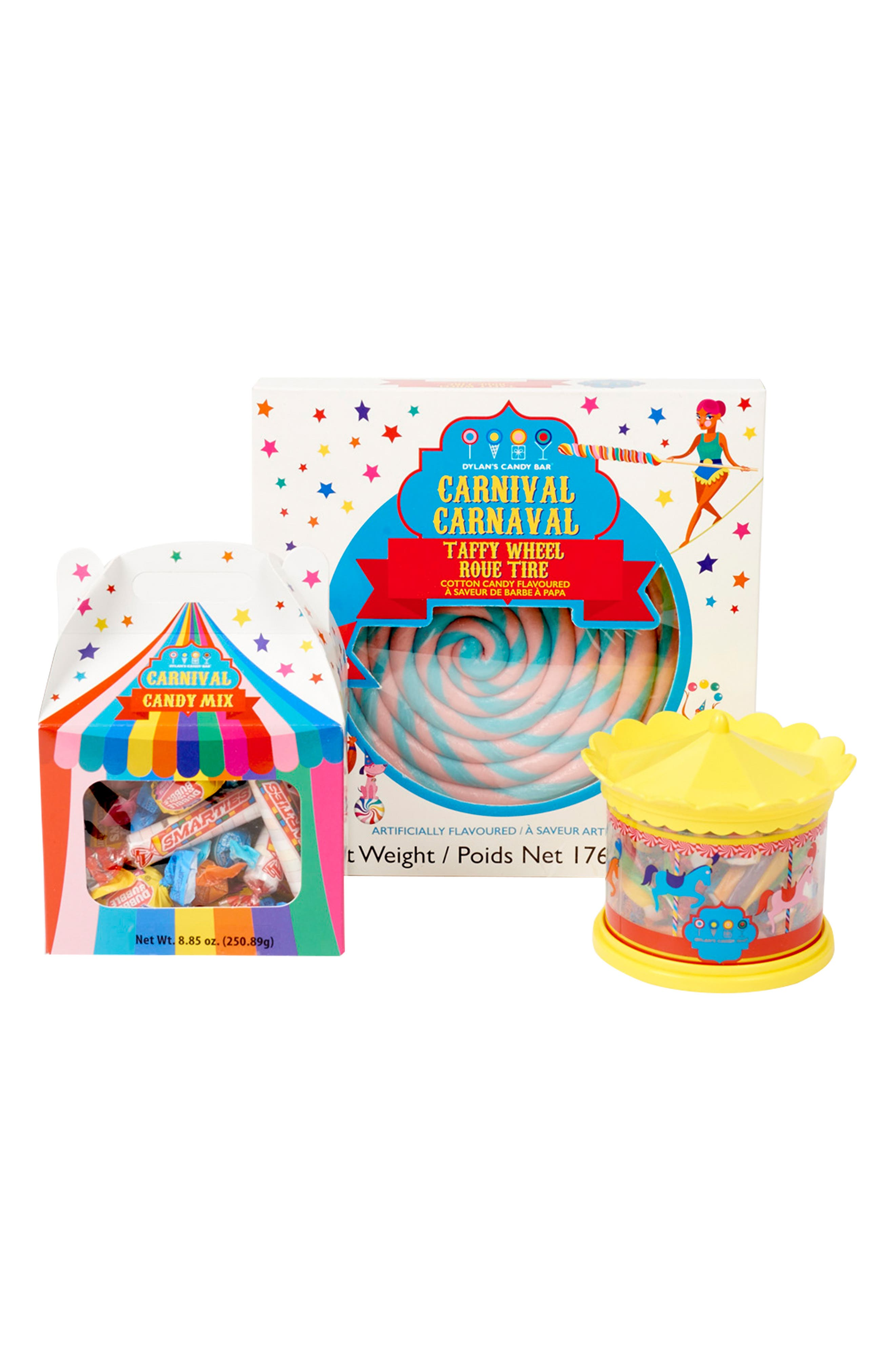 Carnival Fun Assorted Candy Set,                             Main thumbnail 1, color,