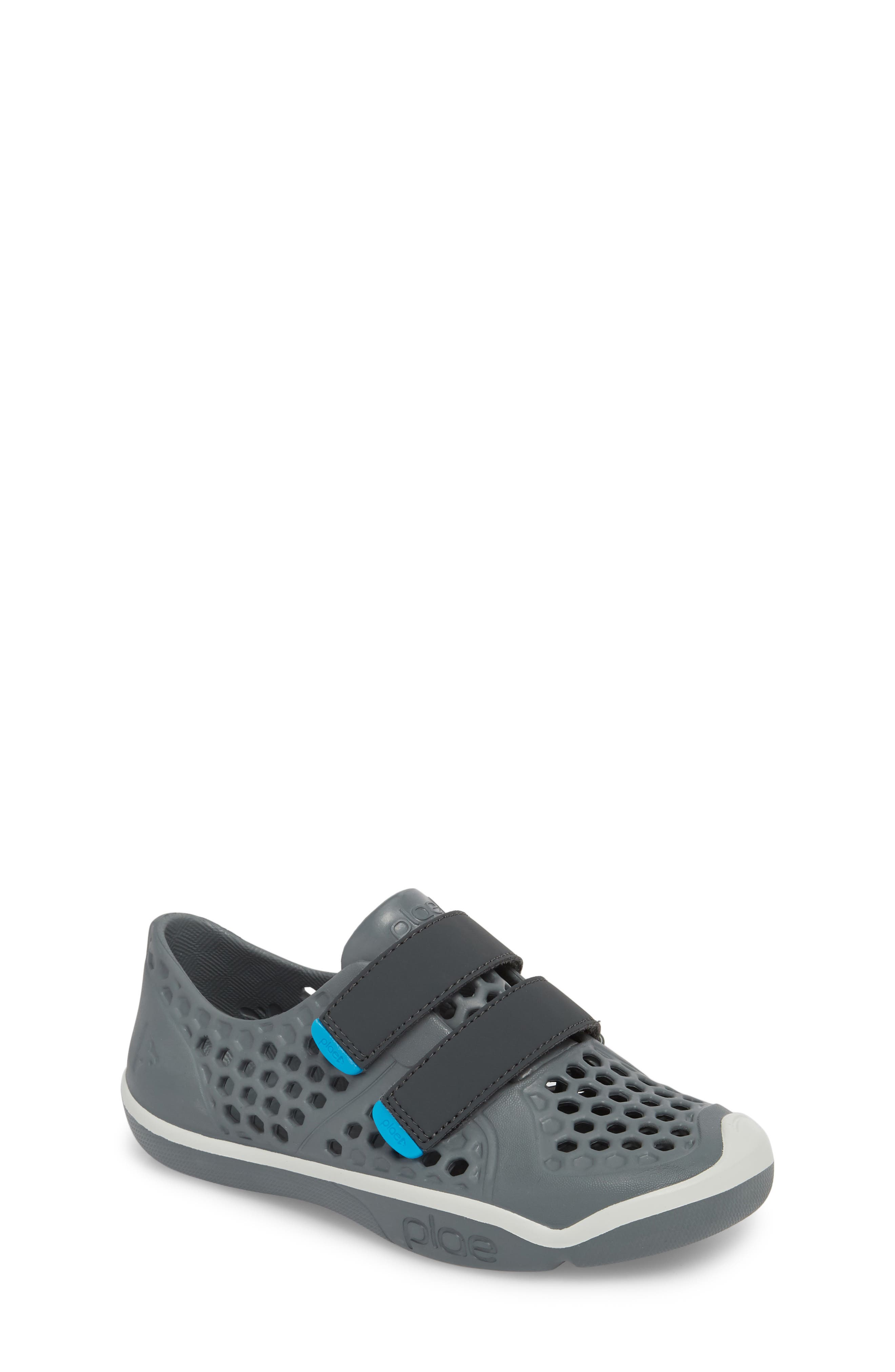Mimo Customizable Sneaker,                             Main thumbnail 1, color,                             SLATE