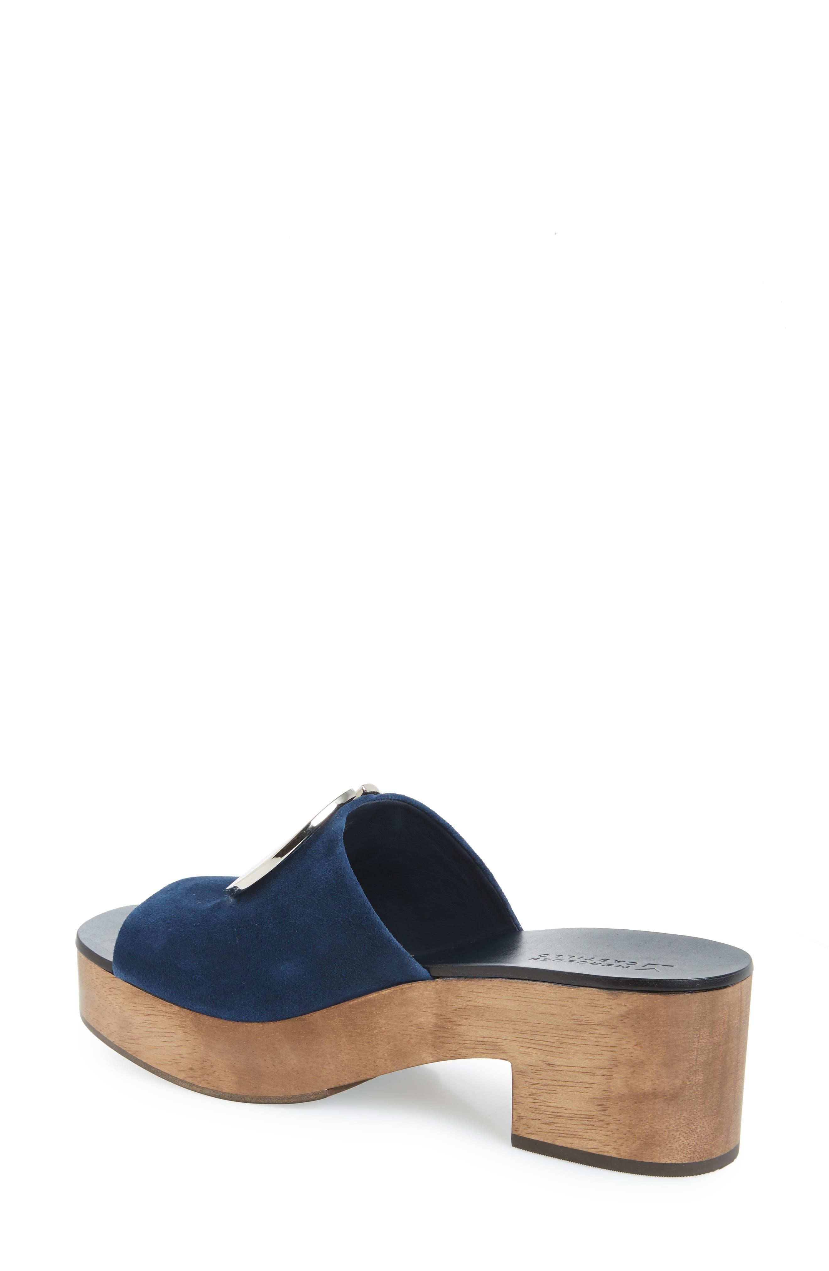 Kamilia Platform Sandal,                             Alternate thumbnail 4, color,