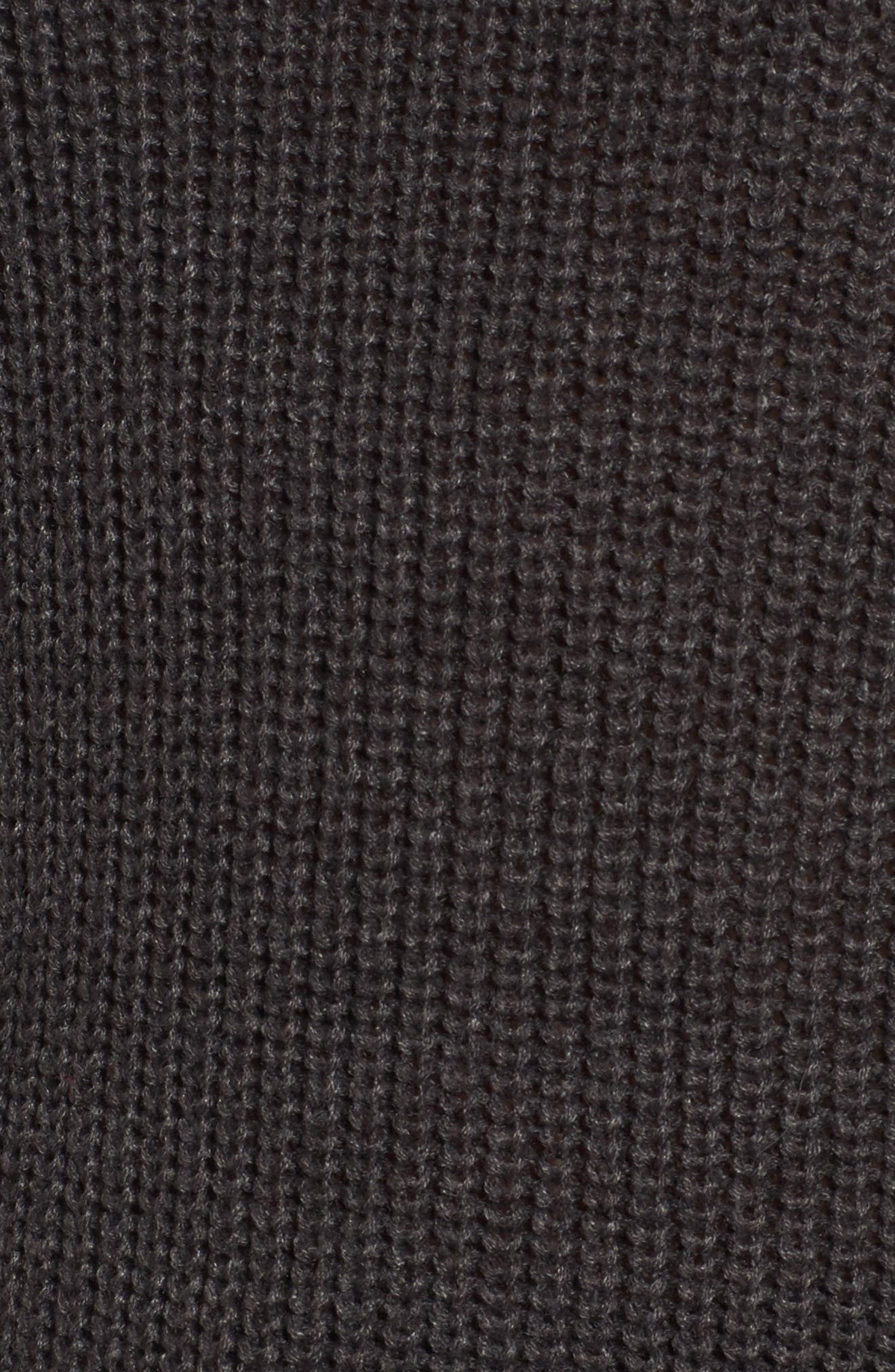 RD Style Tie Sleeve Sweater,                             Alternate thumbnail 5, color,                             020