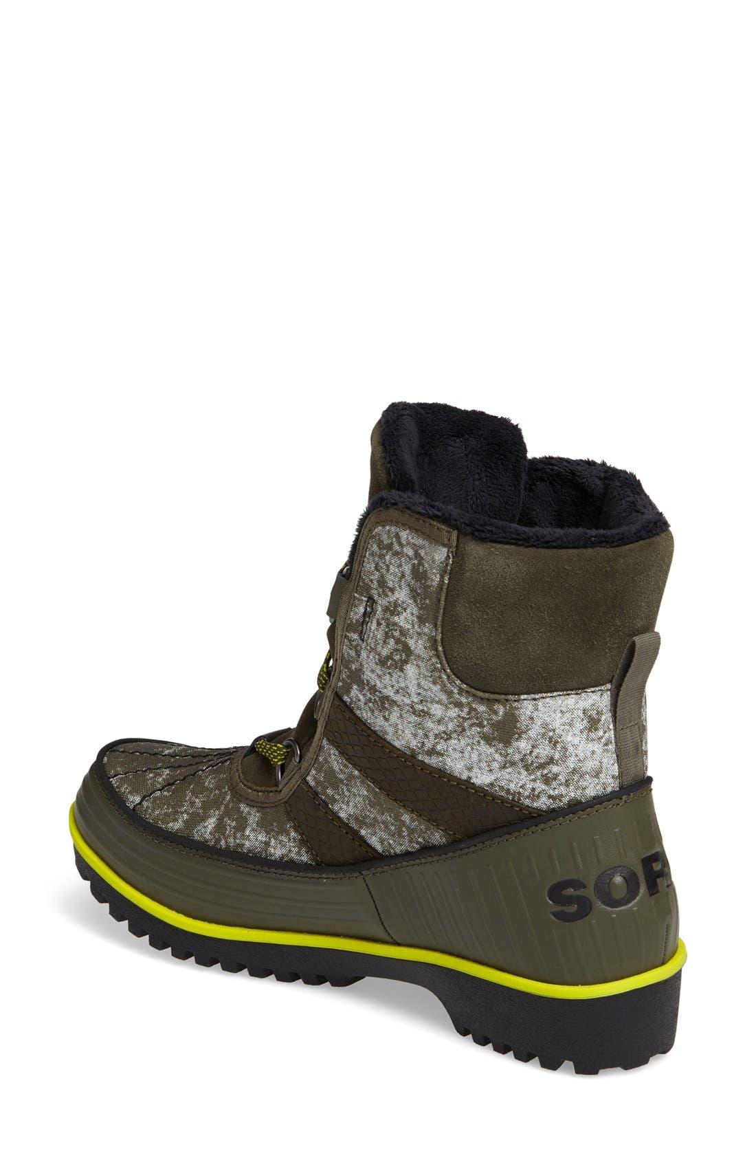 'Tivoli II' Waterproof Boot,                             Alternate thumbnail 19, color,