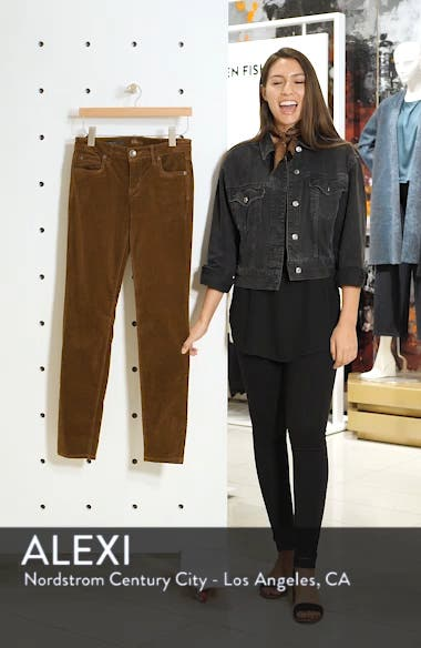 Diana Stretch Corduroy Skinny Pants, sales video thumbnail