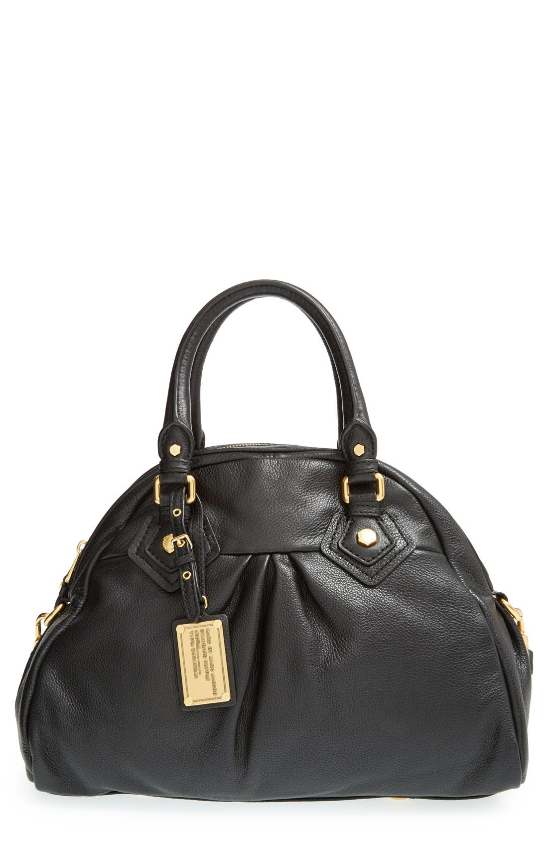 MARC BY MARC JACOBS 'Baby Aidan' Satchel,                         Main,                         color, 001