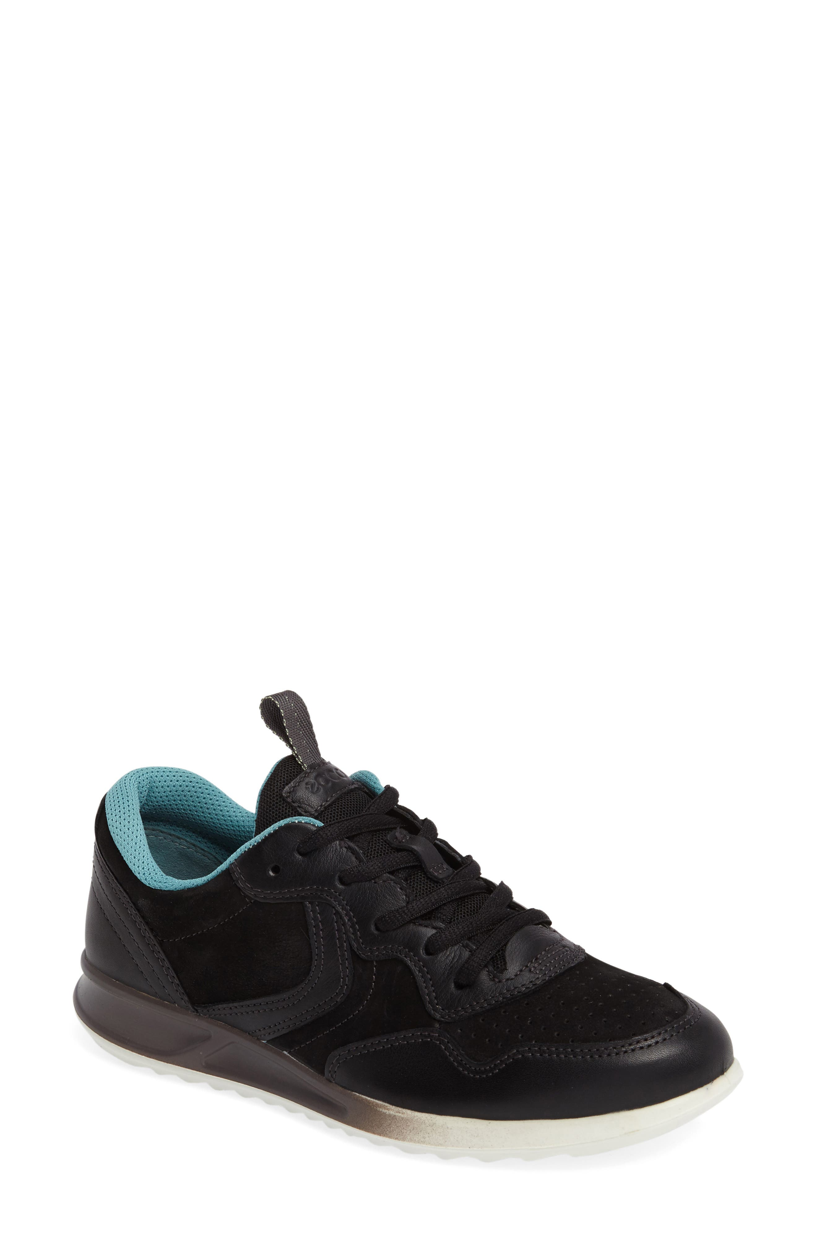 Genna Sneaker,                             Main thumbnail 1, color,                             001