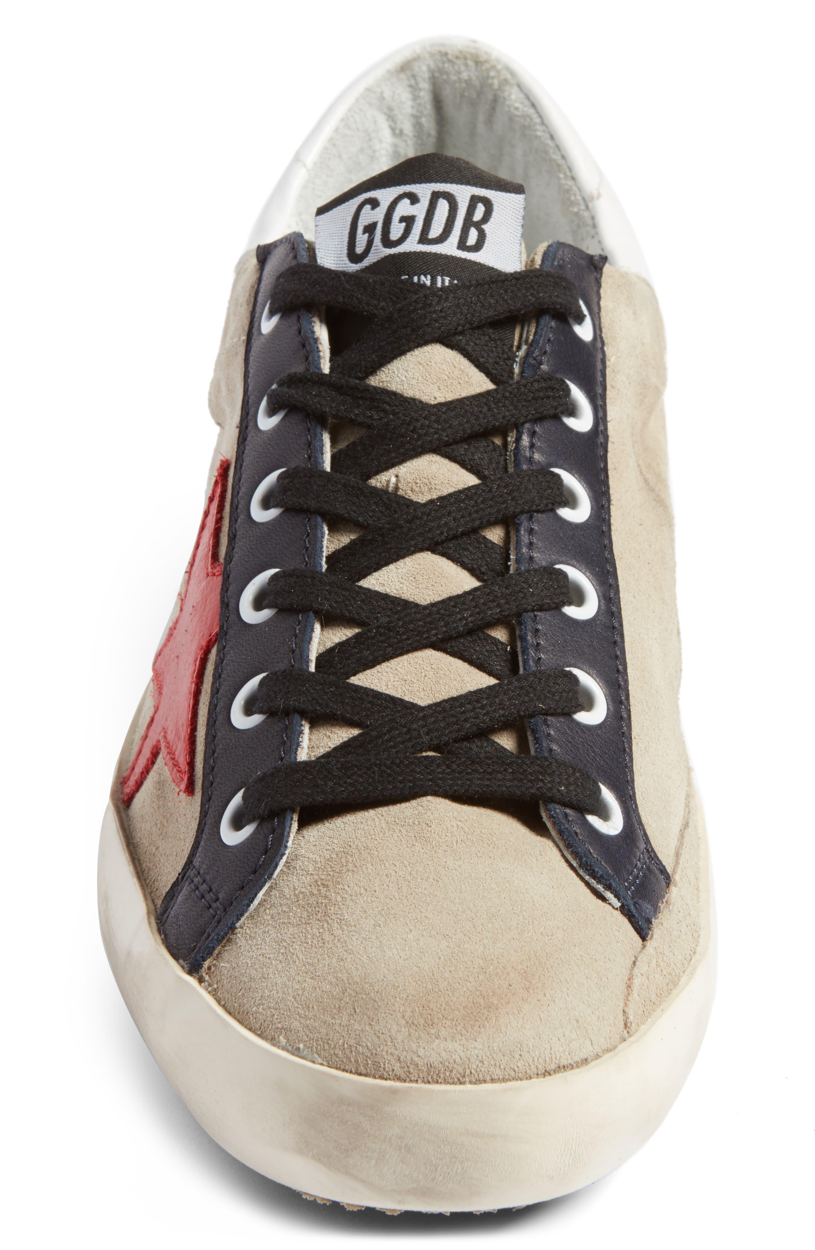 Superstar Sneaker,                             Alternate thumbnail 4, color,                             250