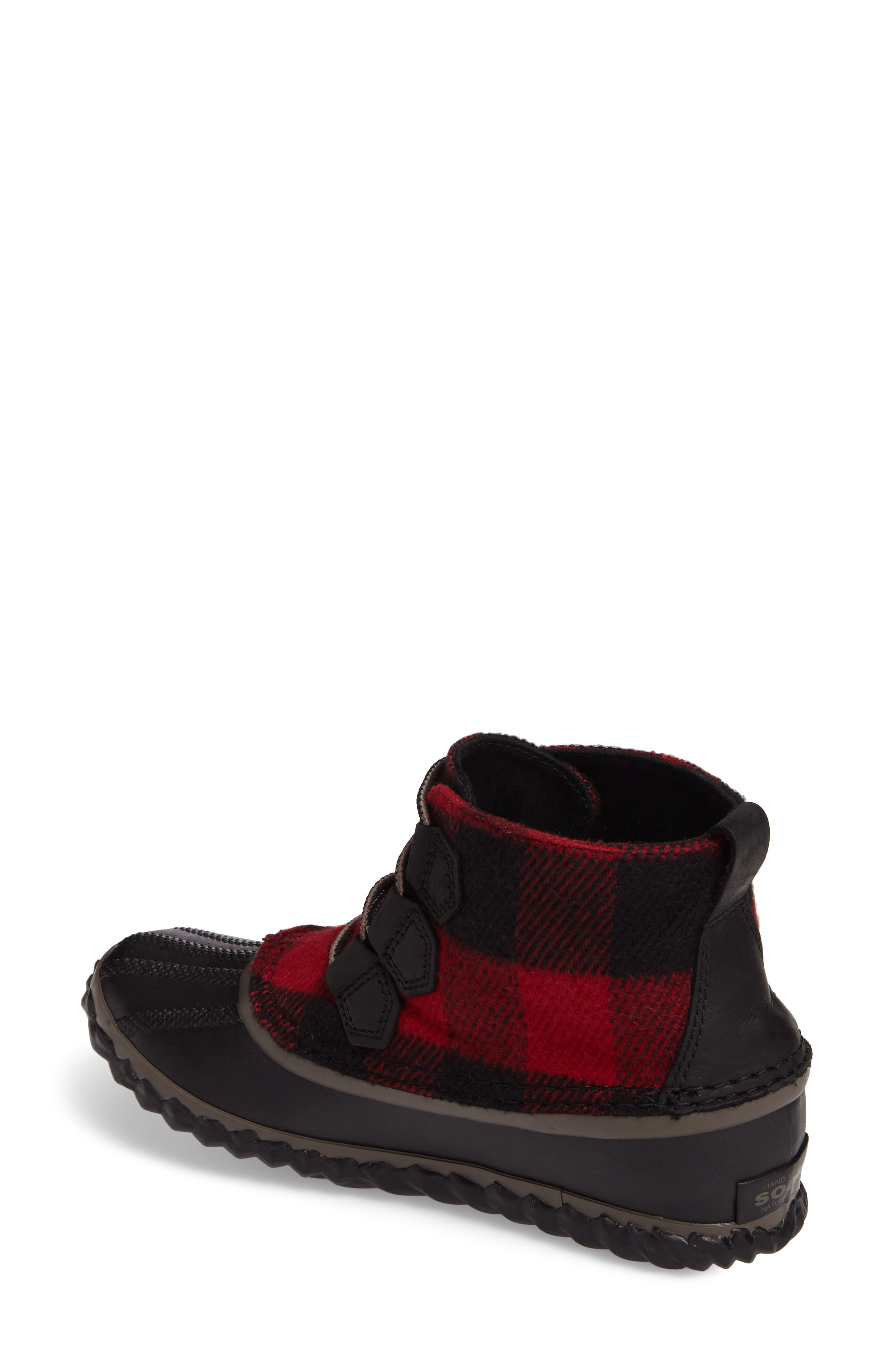 'Out N About' Leather Boot,                             Alternate thumbnail 19, color,