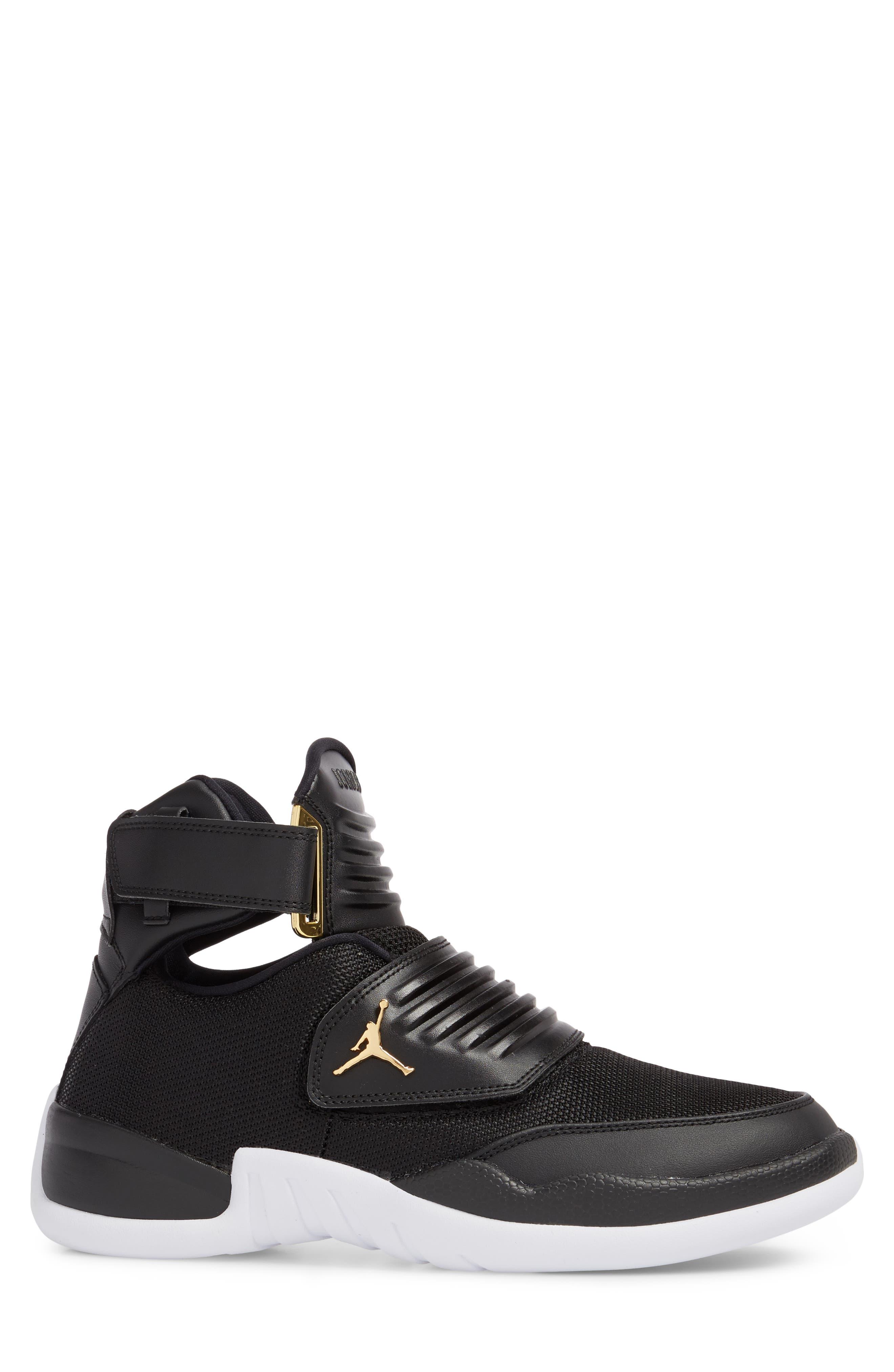 Jordan Generation High Top Sneaker,                             Alternate thumbnail 5, color,