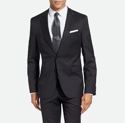 Men's Suit Fit Guide & Size Chart | Nordstrom